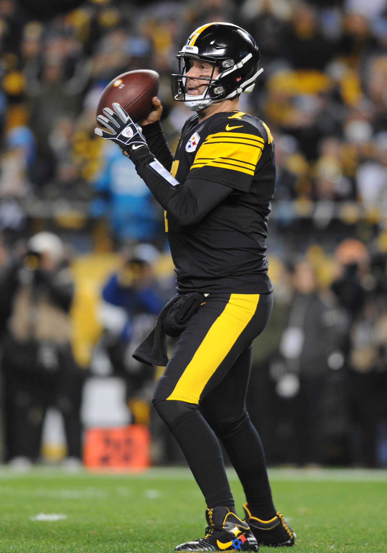 NFL: Carolina Panthers at Pittsburgh Steelers