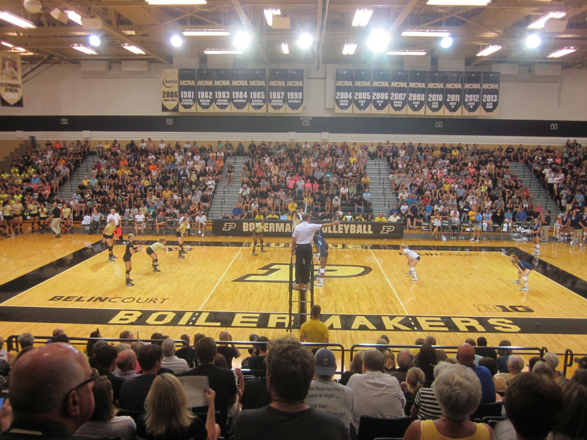 Purdue Volleyball
