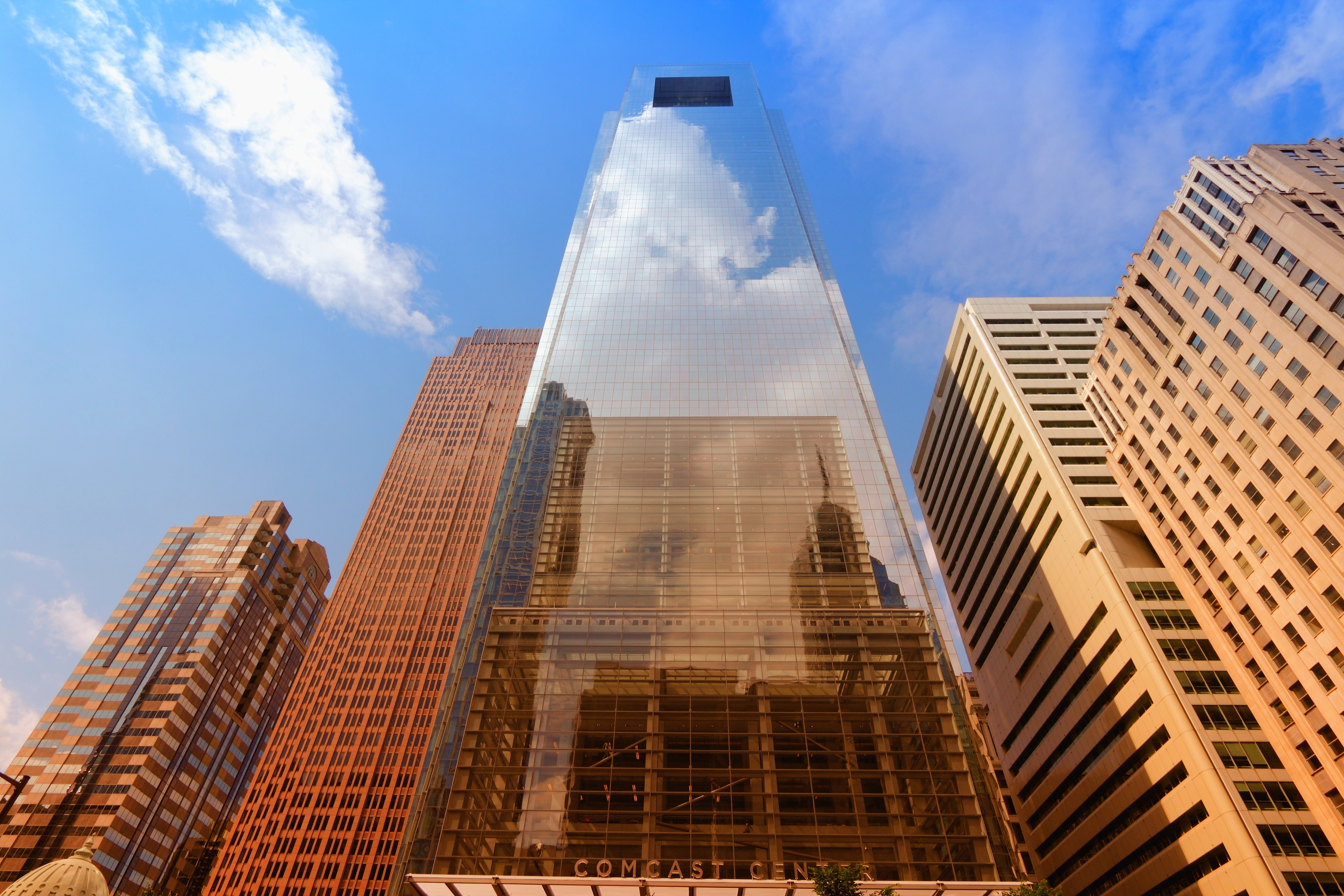 Philly's most iconic buildings, mapped - Curbed Philly