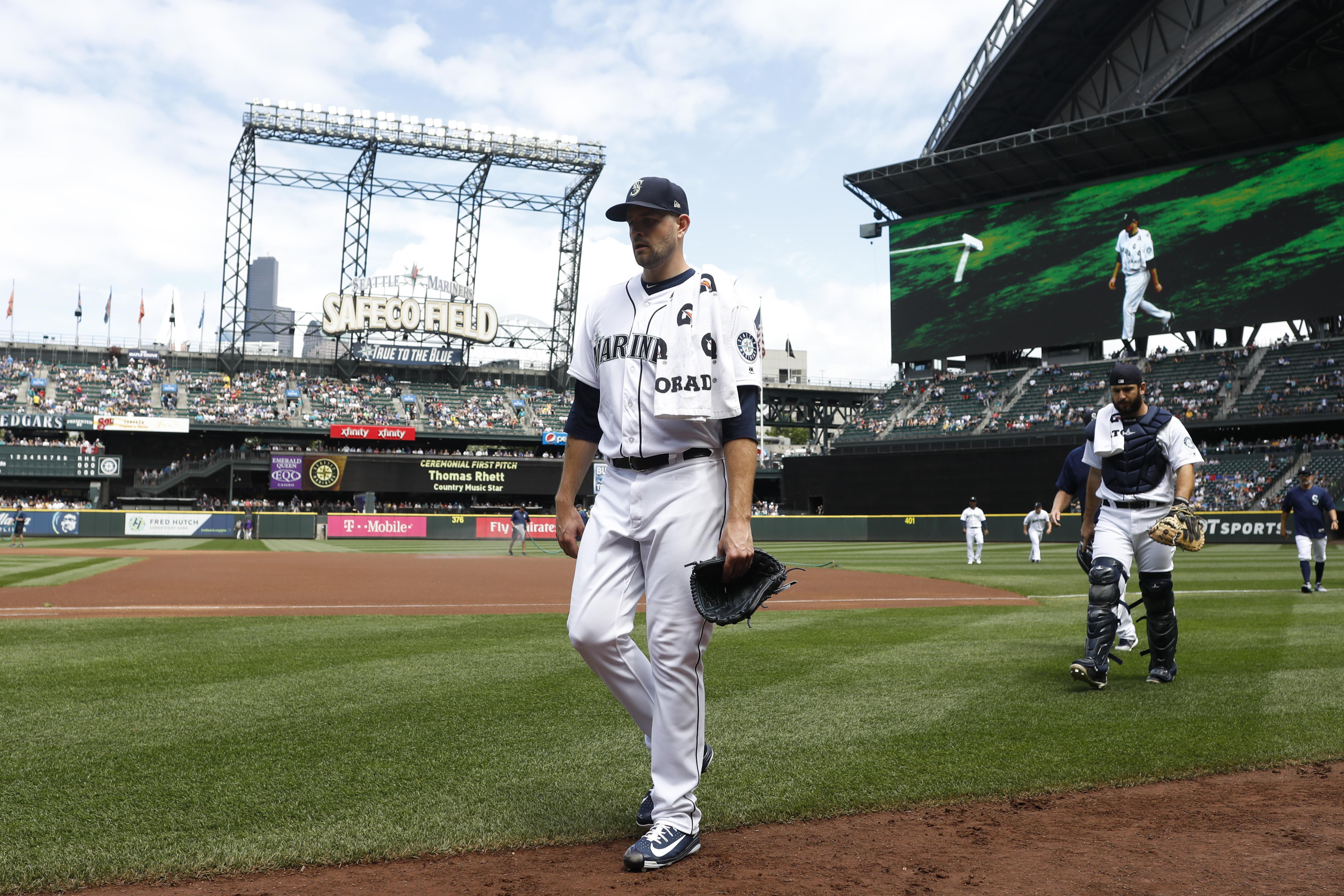 MLB: Colorado Rockies at Seattle Mariners