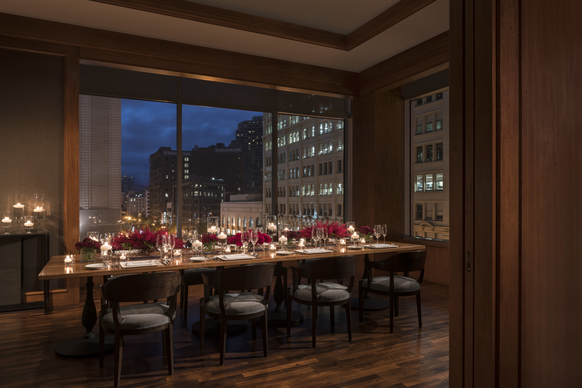 23 of SF's Best Private Dining Rooms - Eater SF