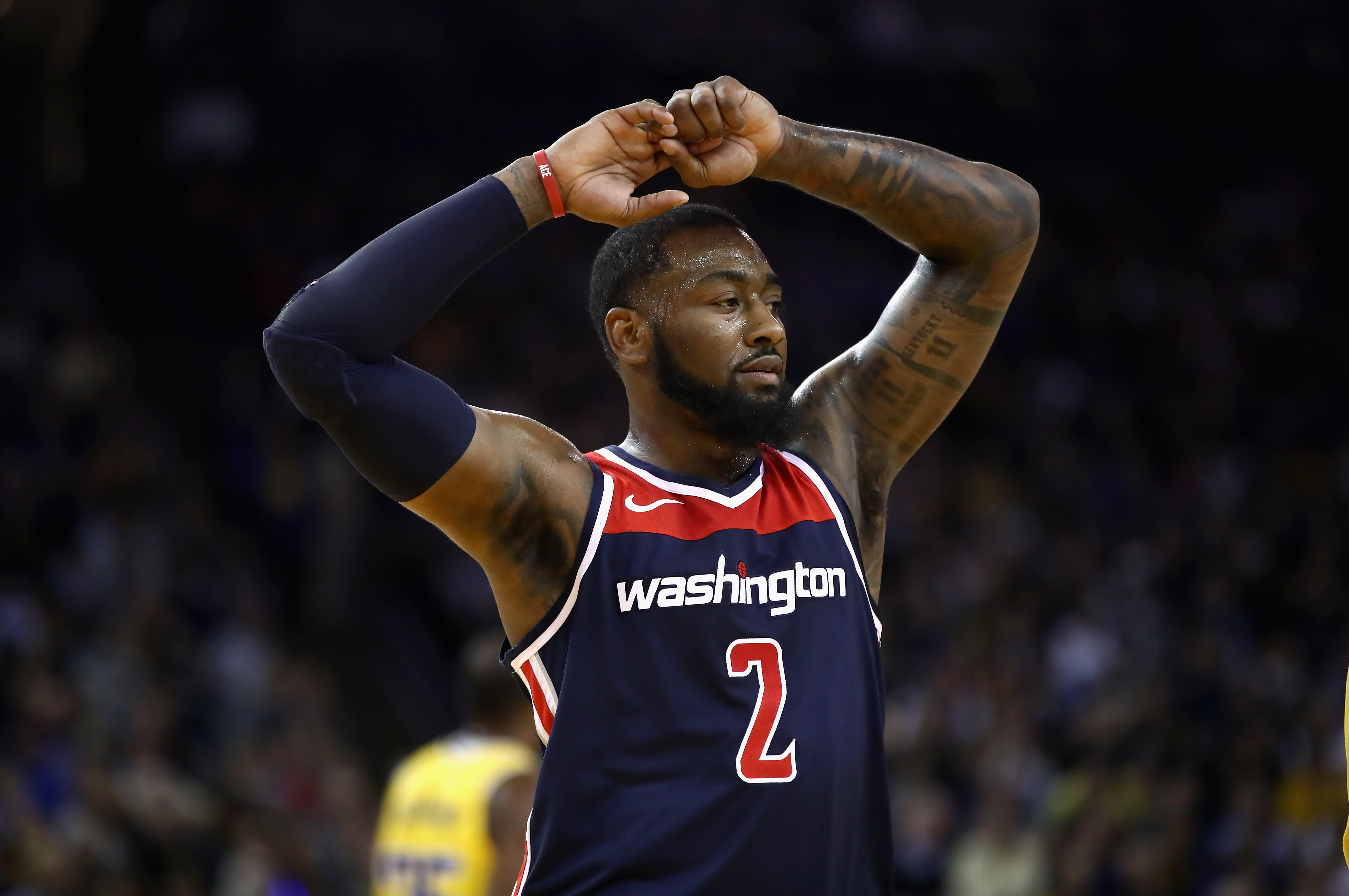 The Wizards need to blow it up. Let's start by finding a new home for John Wall