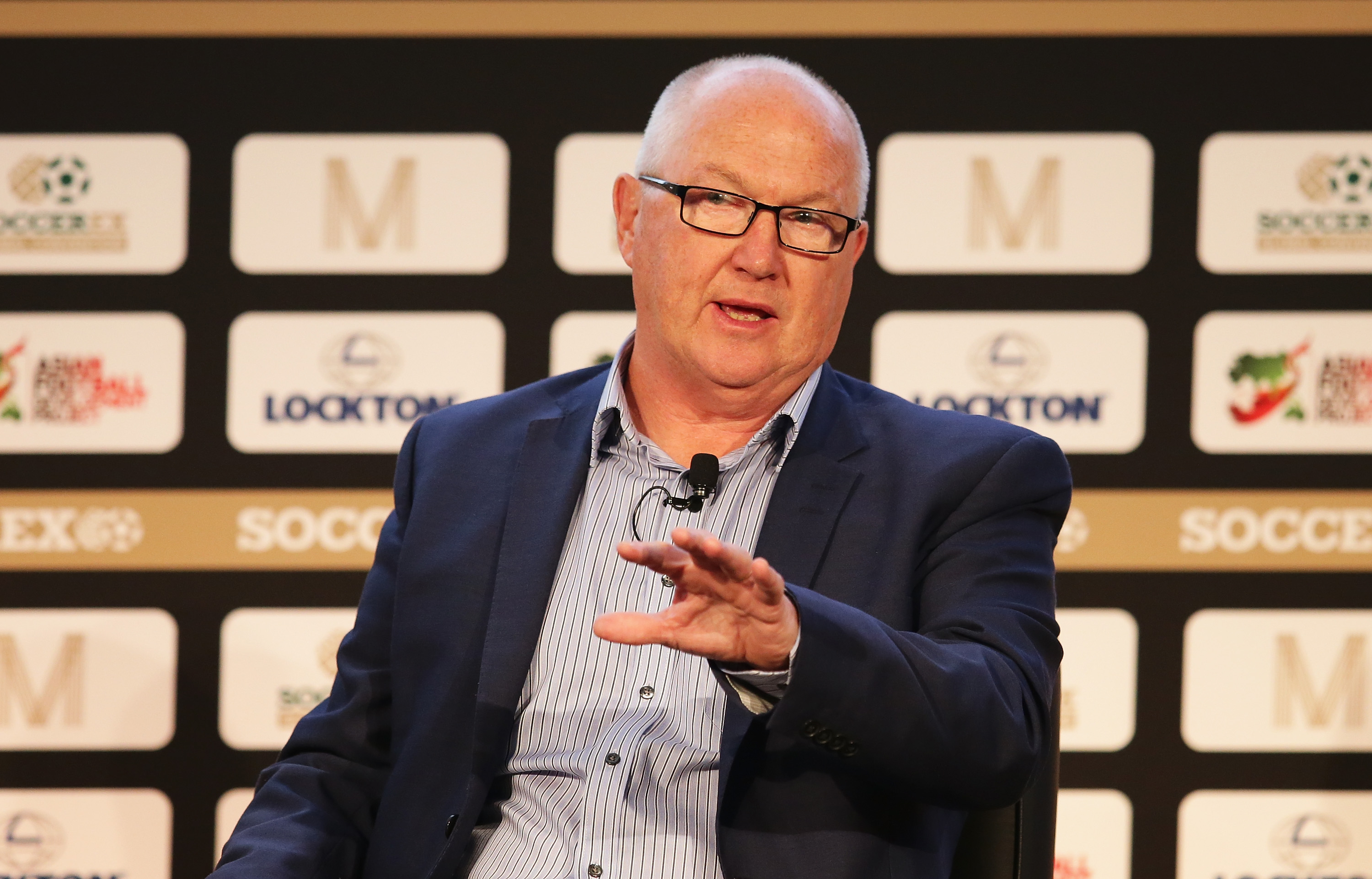 Soccerex Global Convention 2016 Day 1
