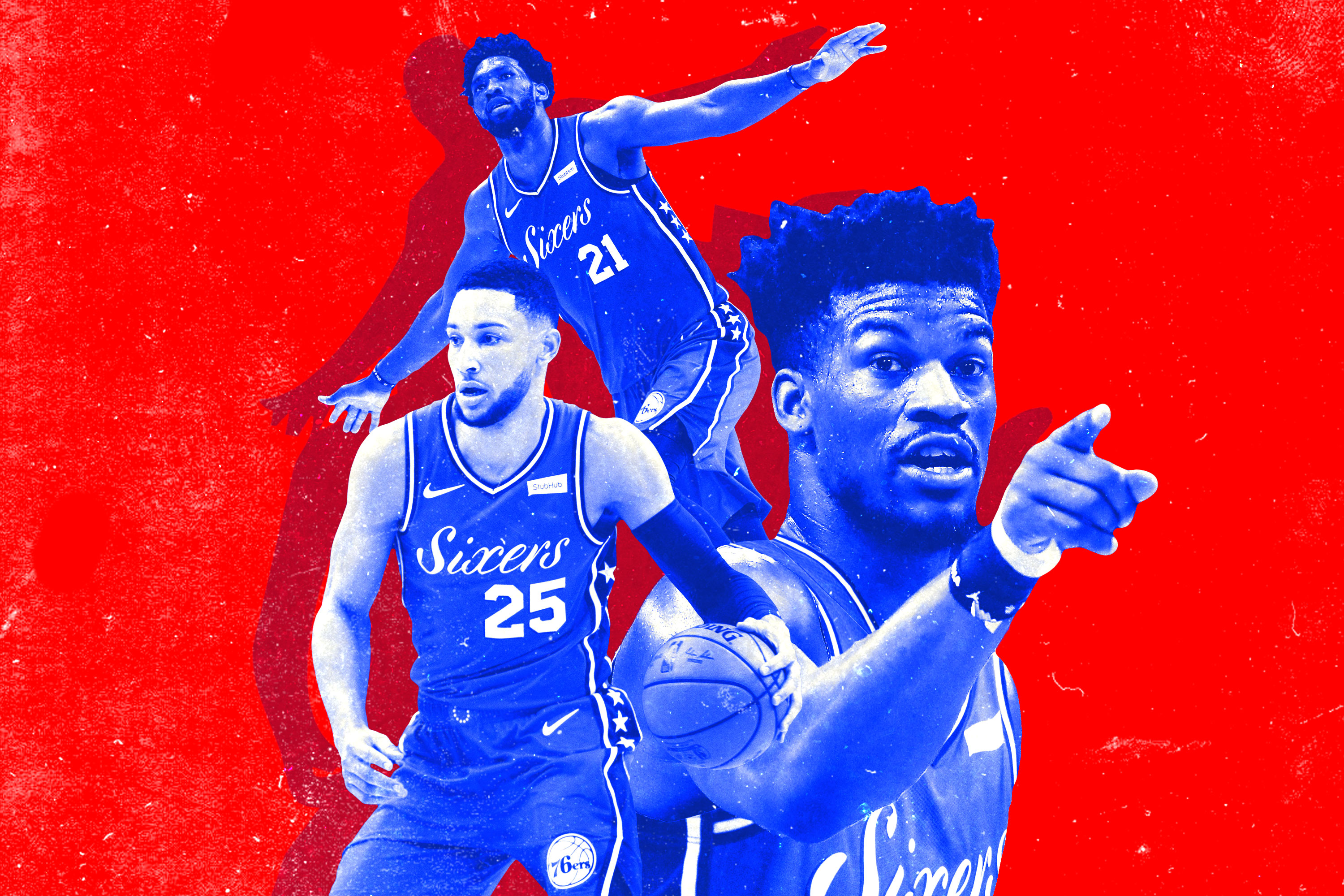 d005754e9670 How Jimmy Butler Meshes With the Sixers  Young Stars - The Ringer