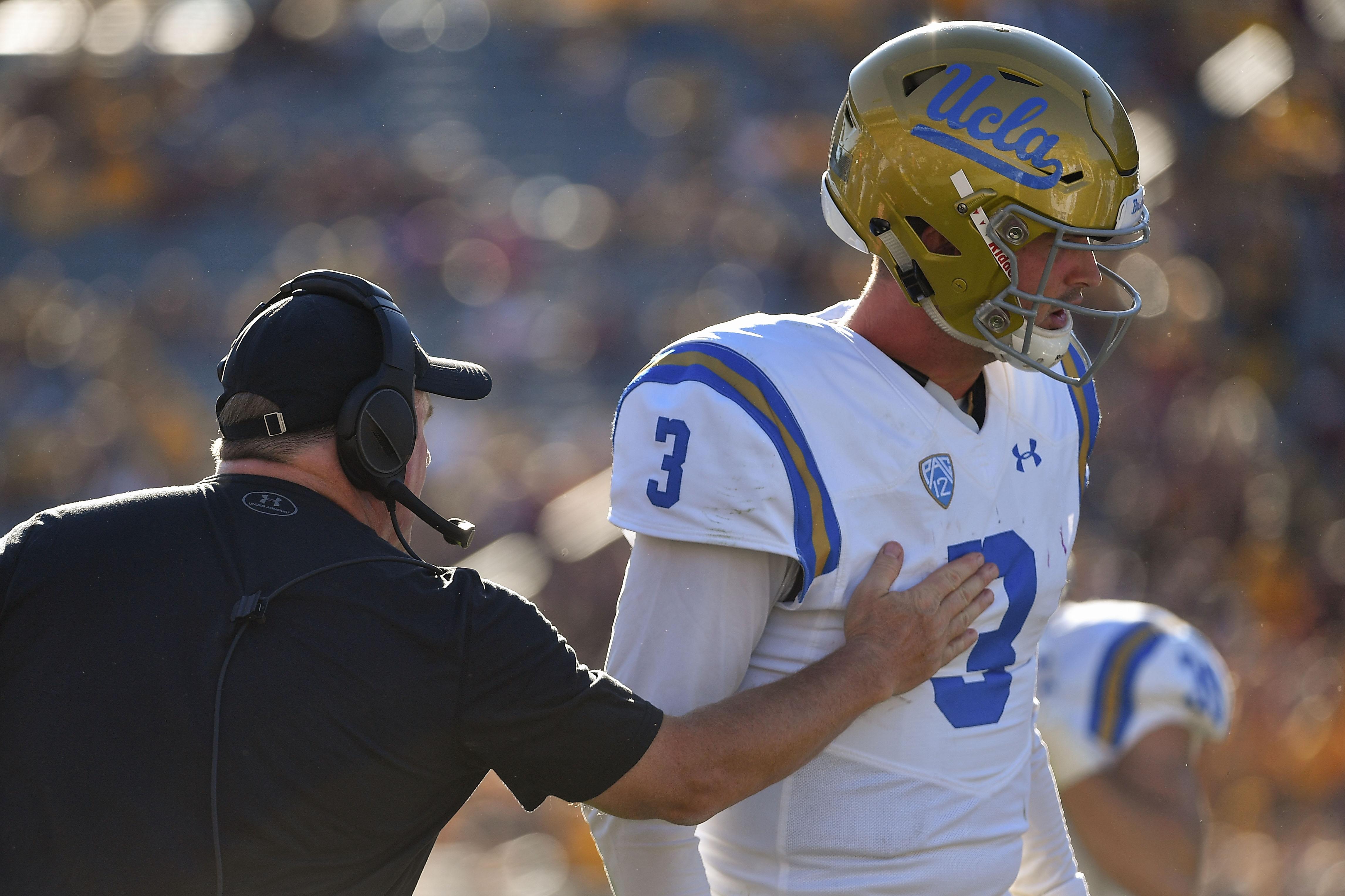UCLA v Arizona State