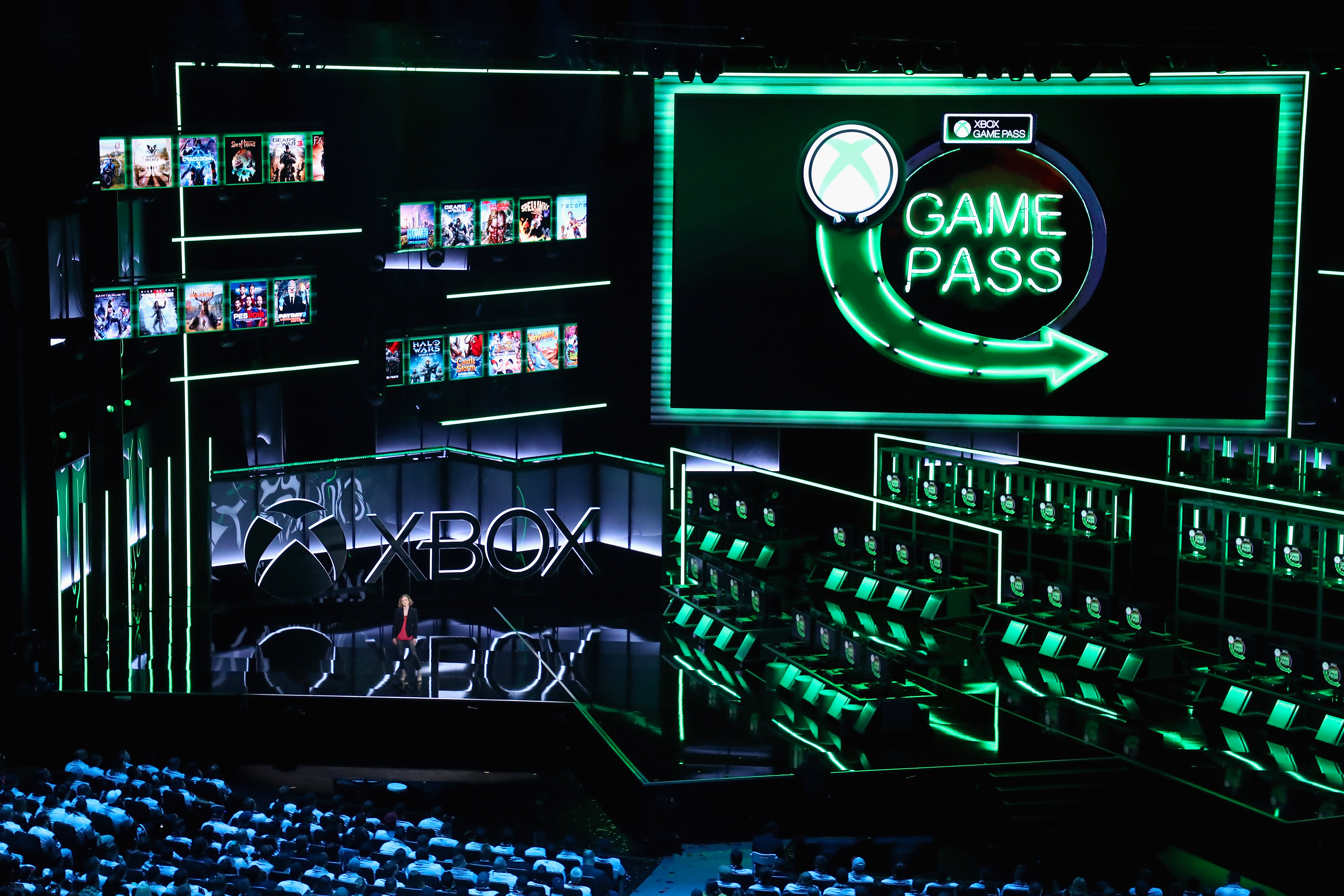 Microsoft Announces Its Latest XBox Games At E3 Conference