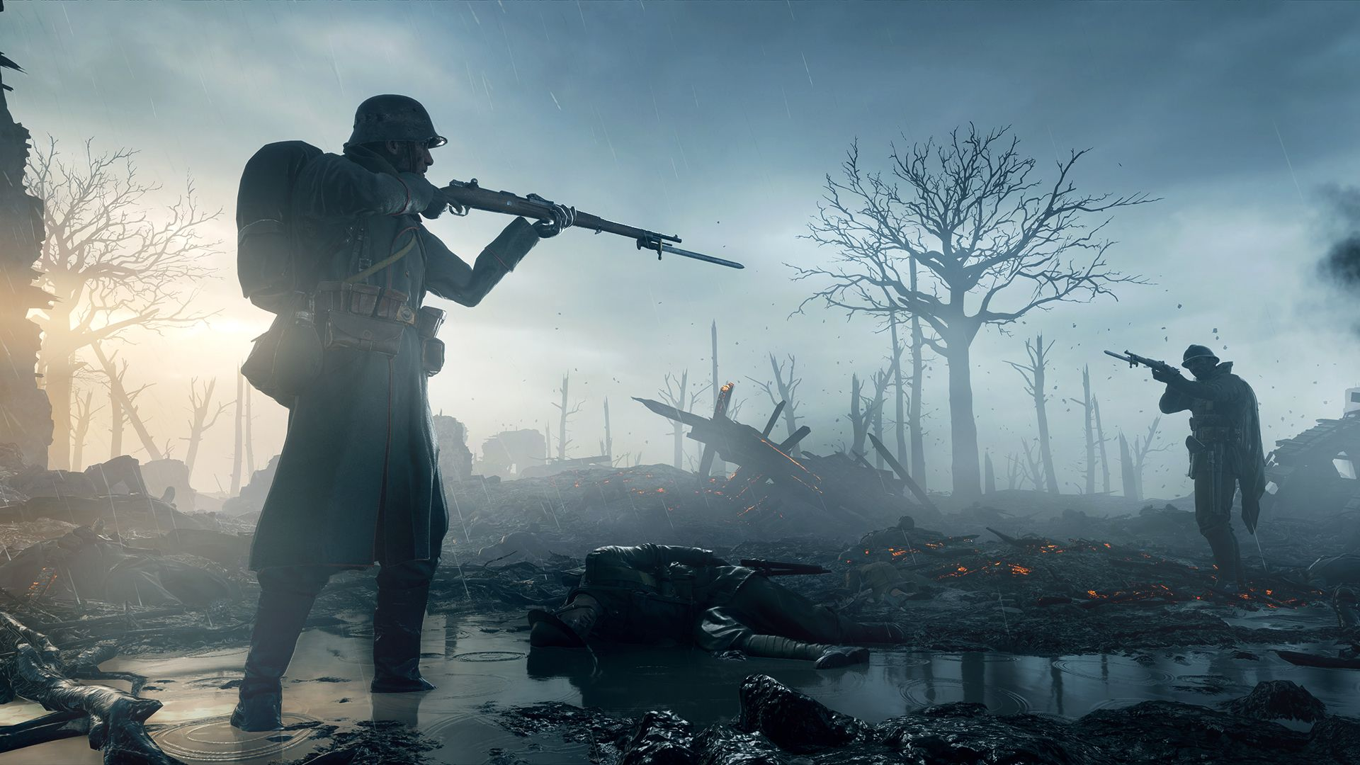 Battlefield 1 players cease fire to observe 100th anniversary of WWI armistice