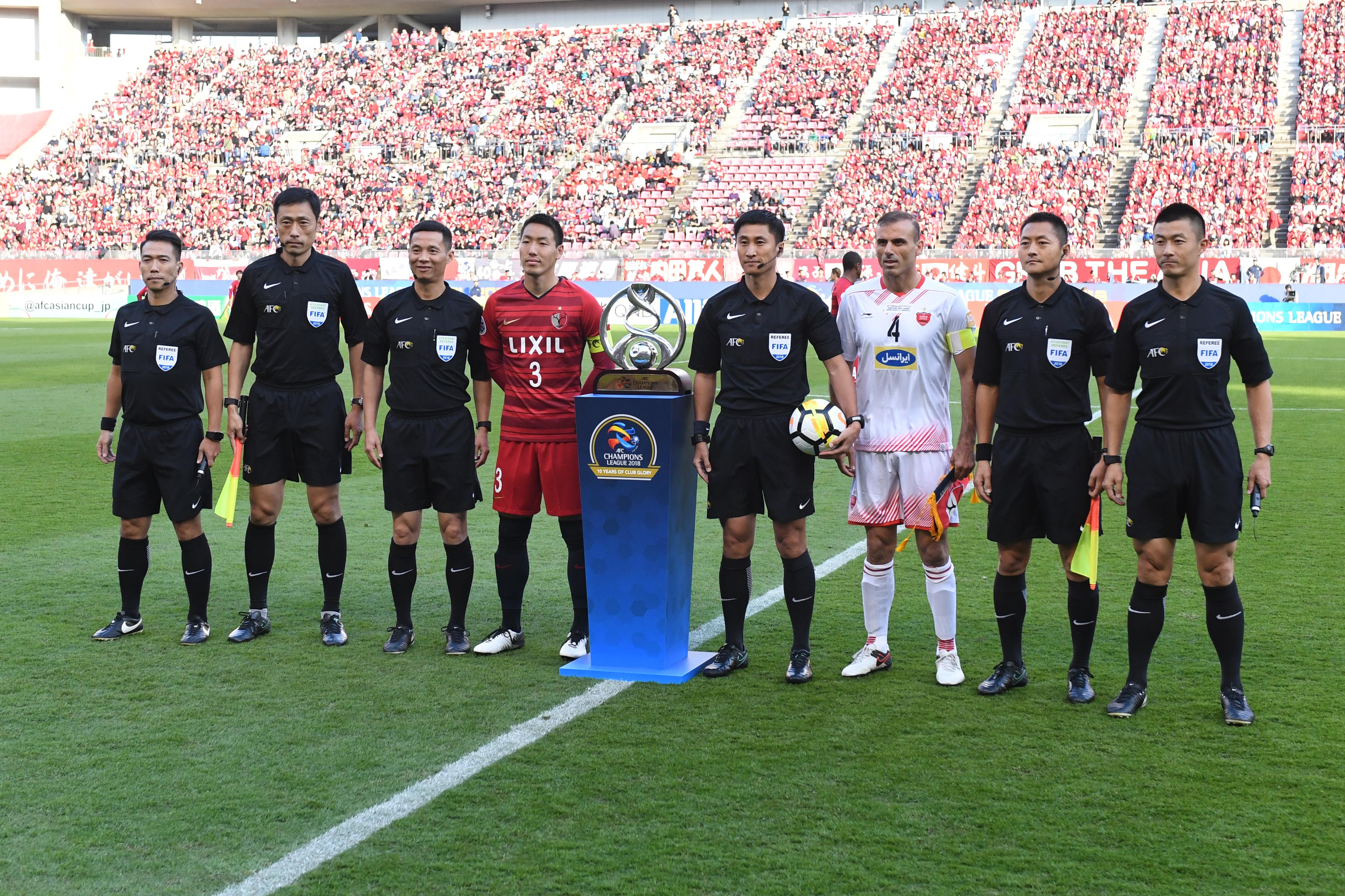 Kashima Antlers v Persepolis - AFC Champions League Final 1st Leg