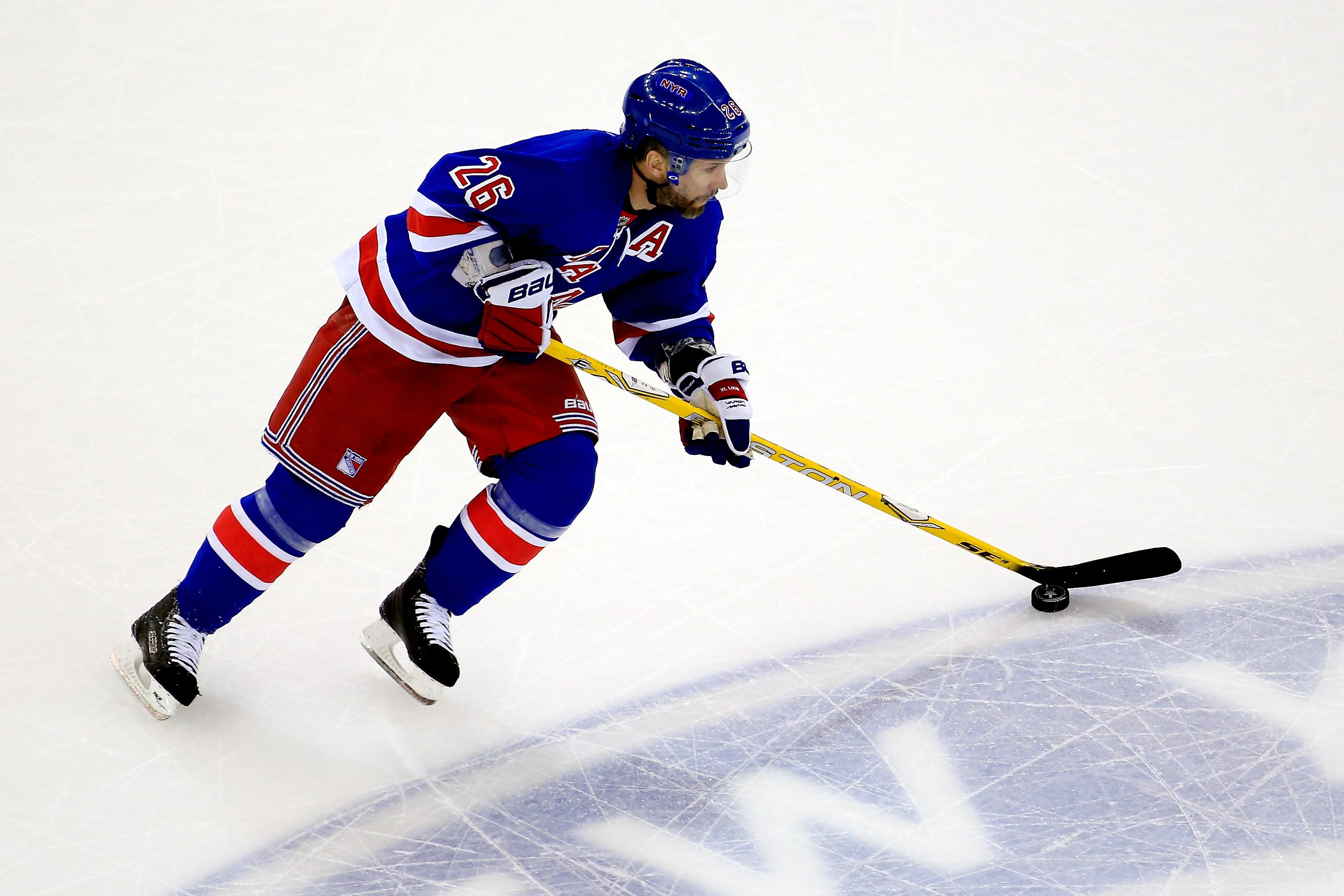 Tampa Bay Lightning v New York Rangers - Game Two