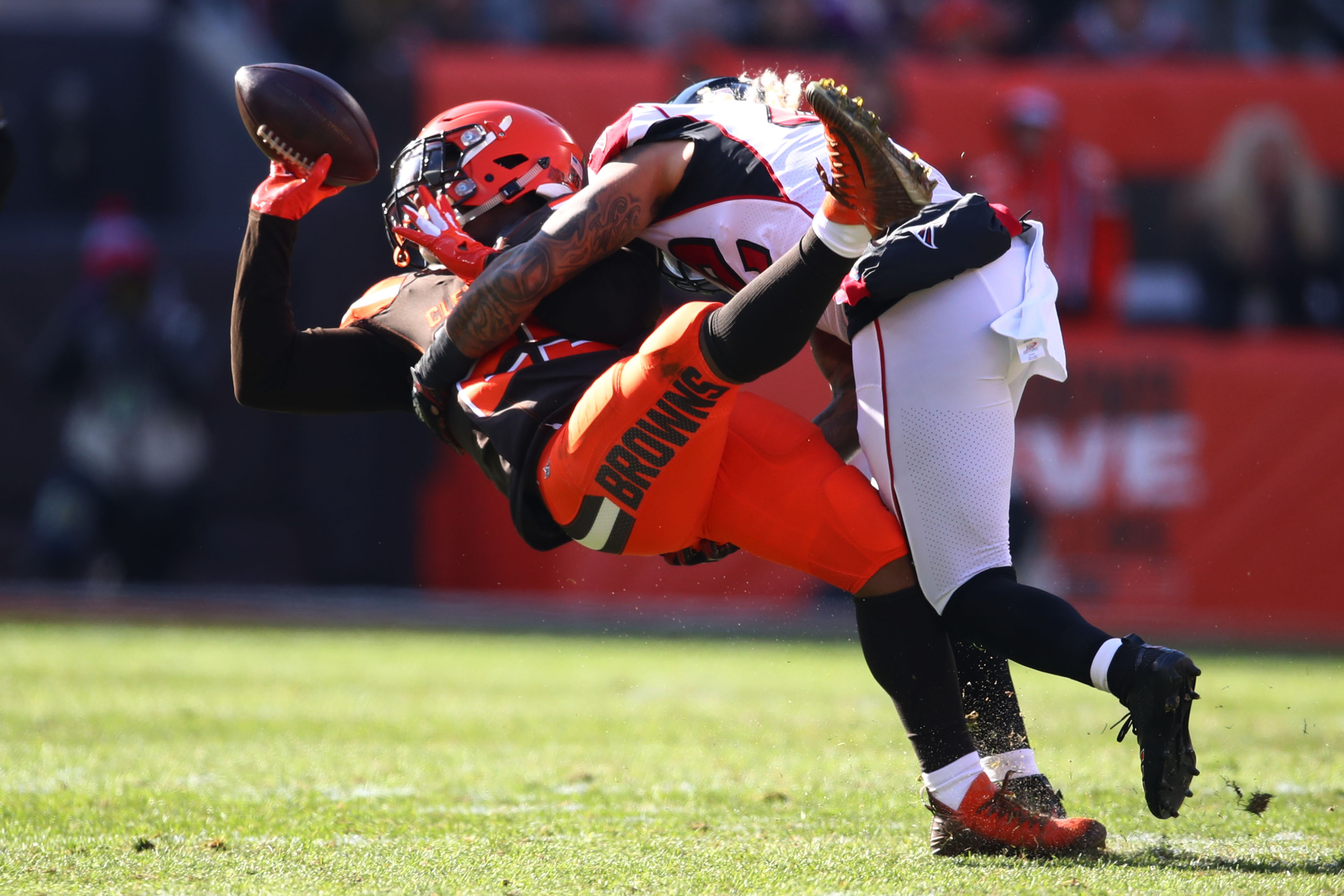 Atlanta Falcons v Cleveland Browns