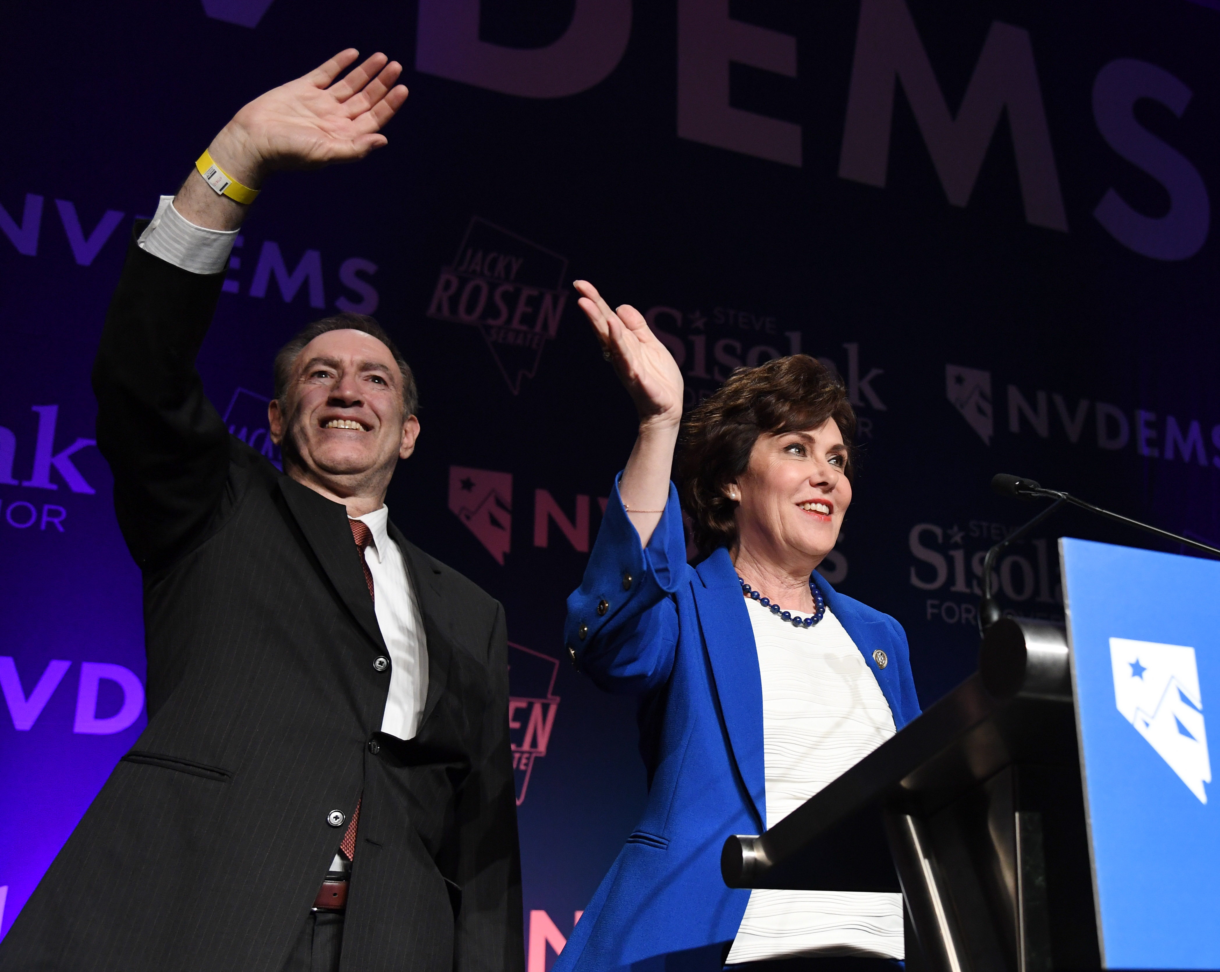 Democrats' blue wave was much larger than early takes suggested