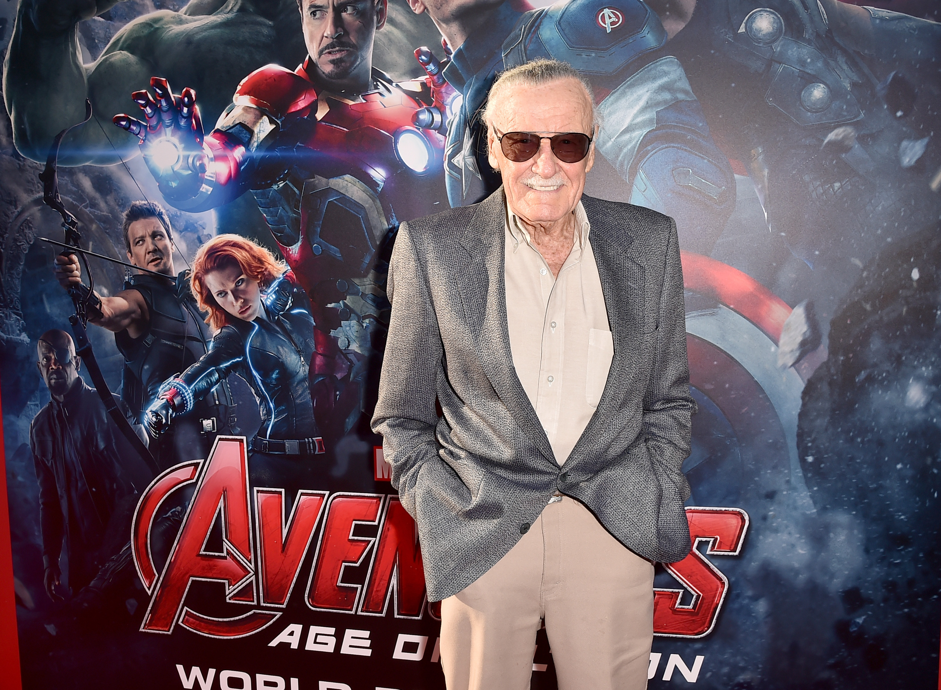 Marvel Comics remembers Stan Lee's legacy
