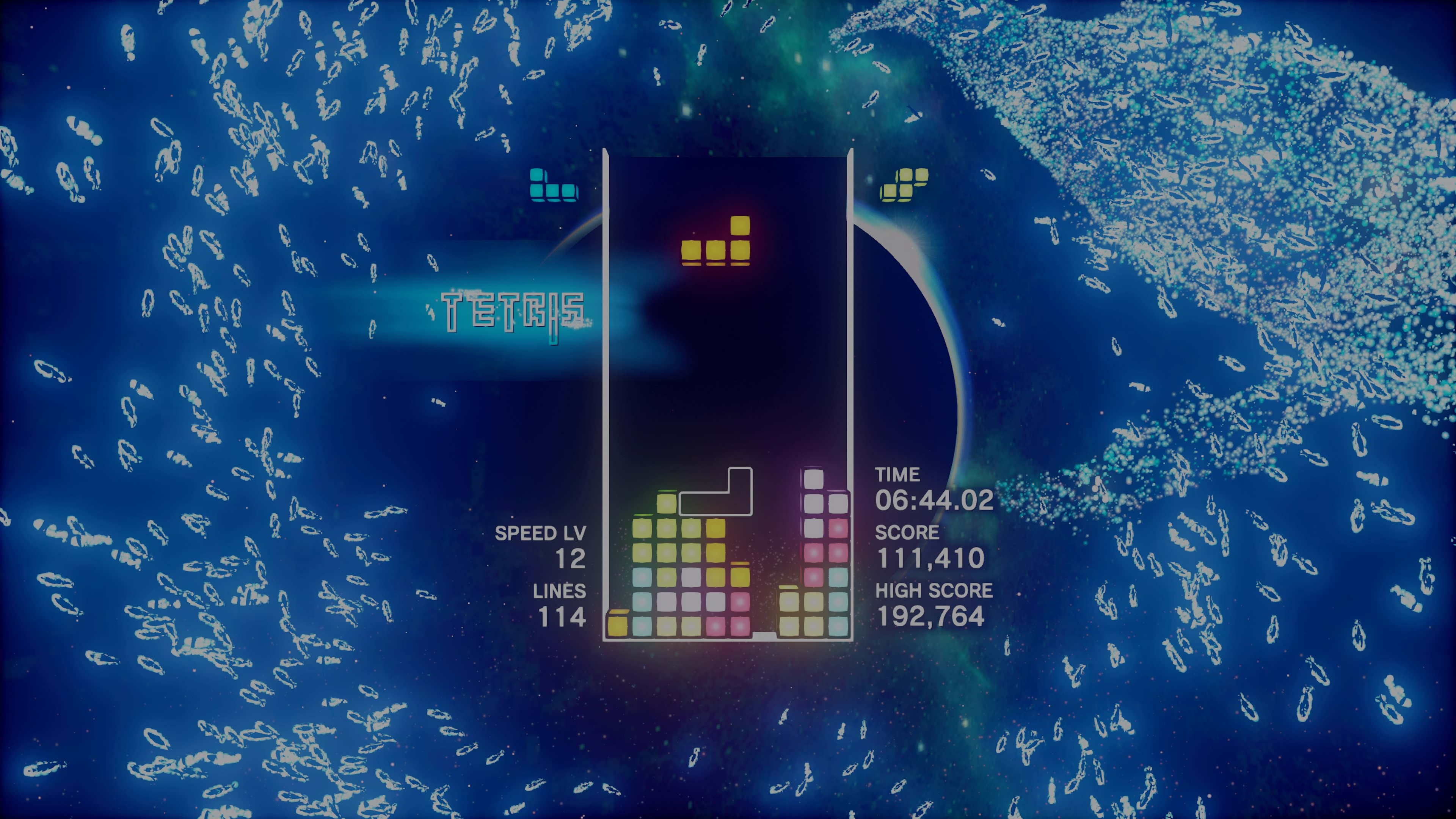 How to make Tetris Effect play more like traditional Tetris