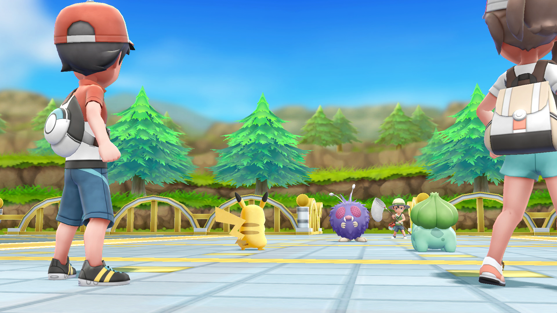 Pokémon: Let's Go!'s 5 biggest, best changes from Red and Blue