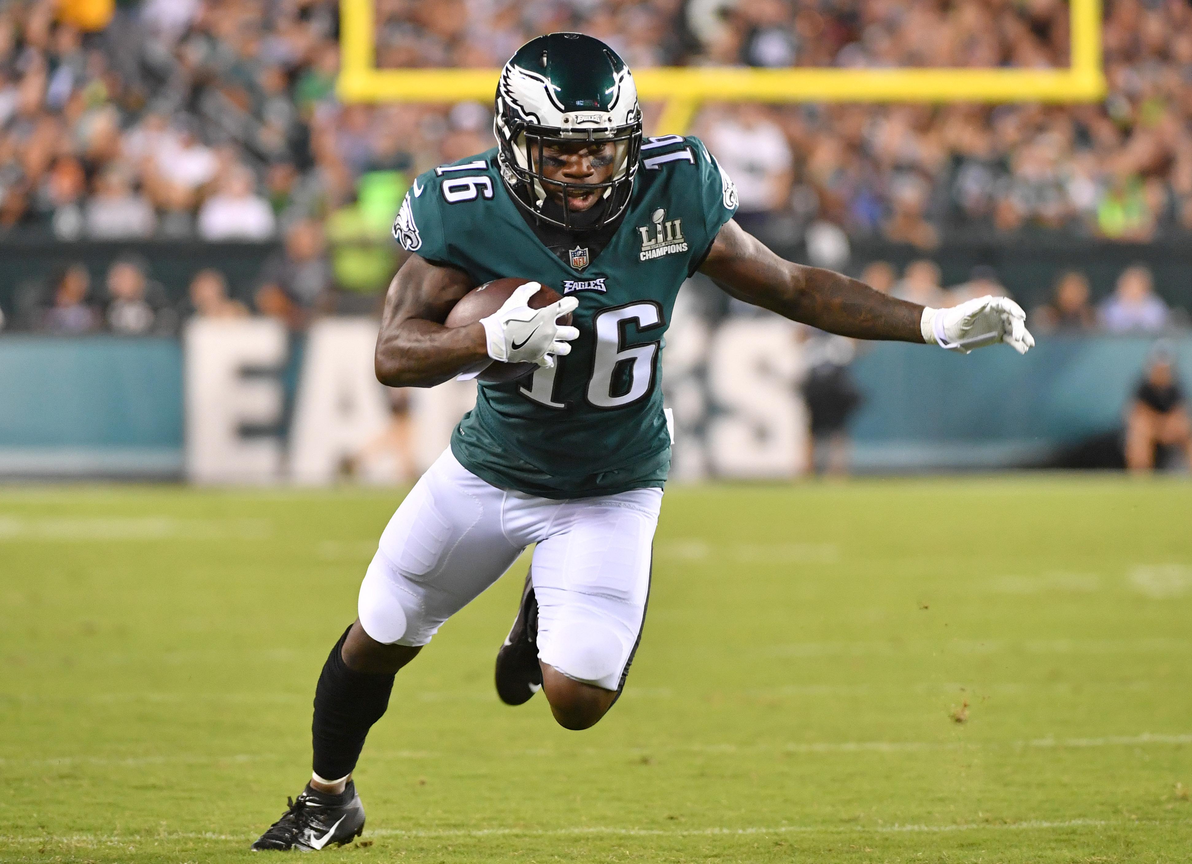 NFL: Atlanta Falcons at Philadelphia Eagles