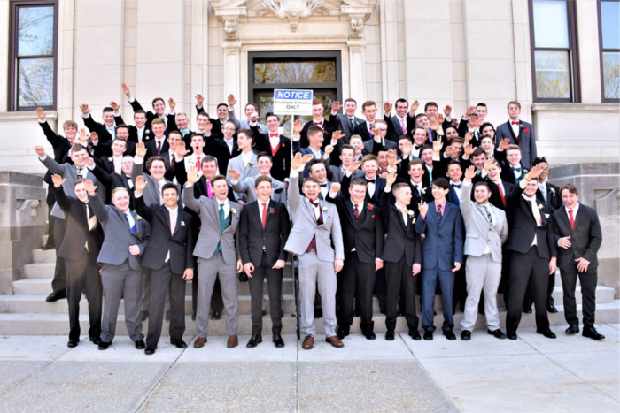 """The Wisconsin high schoolers' Hitler salute and the problem of """"ironic"""" Nazism"""