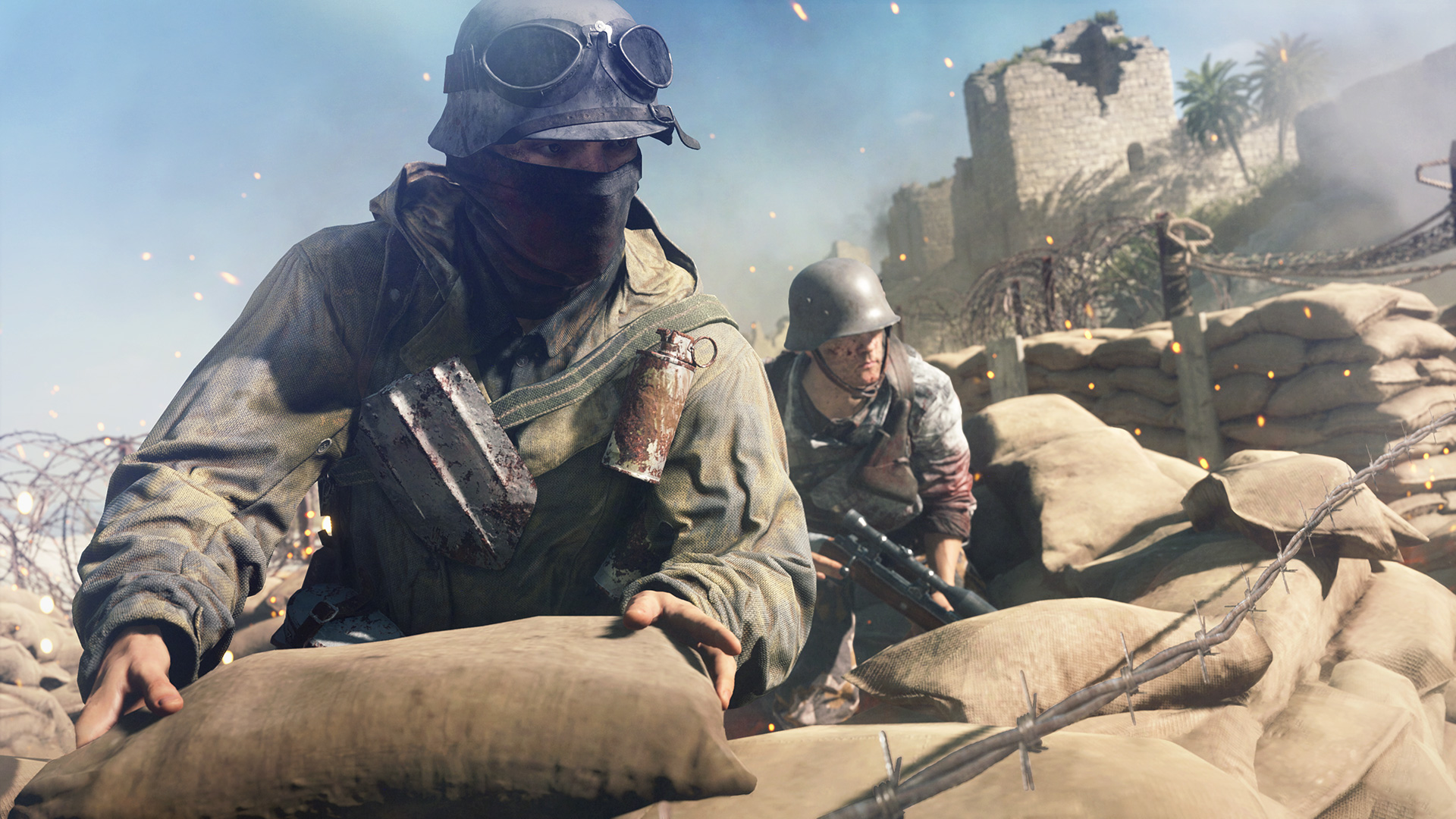 Battlefield 5's bite-sized campaign is more of a whimper than a bang