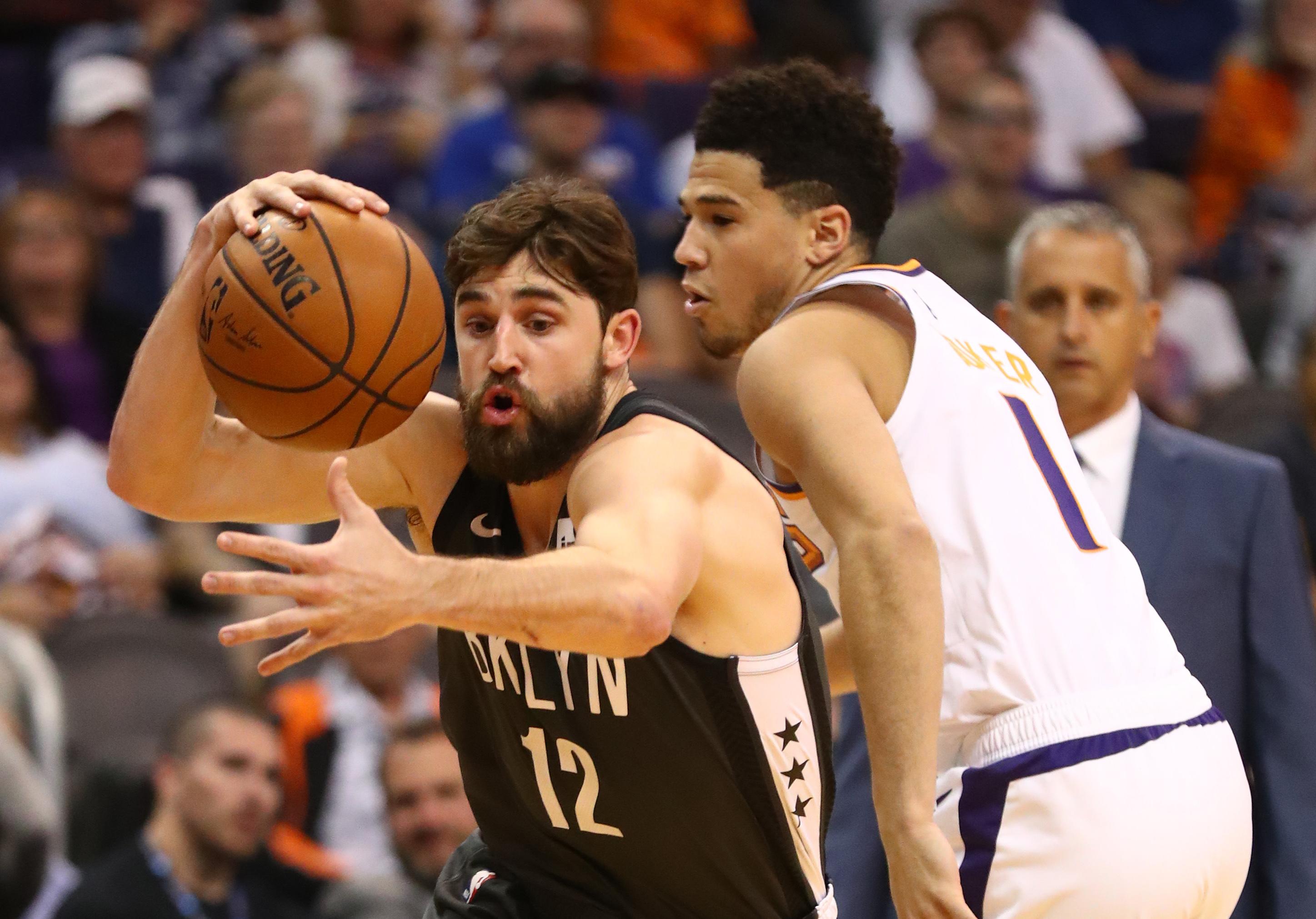 NBA: Brooklyn Nets at Phoenix Suns