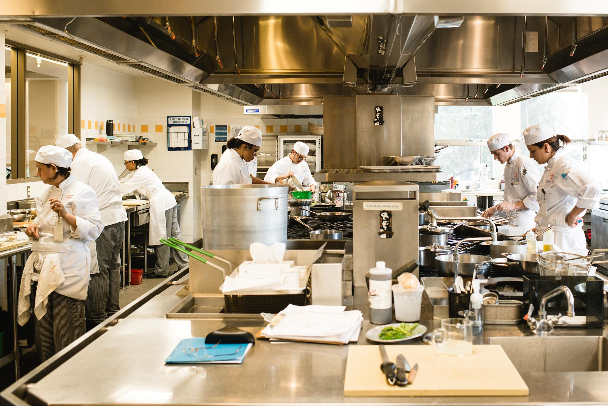 One of the Bay Area's Few Culinary Schools to Close
