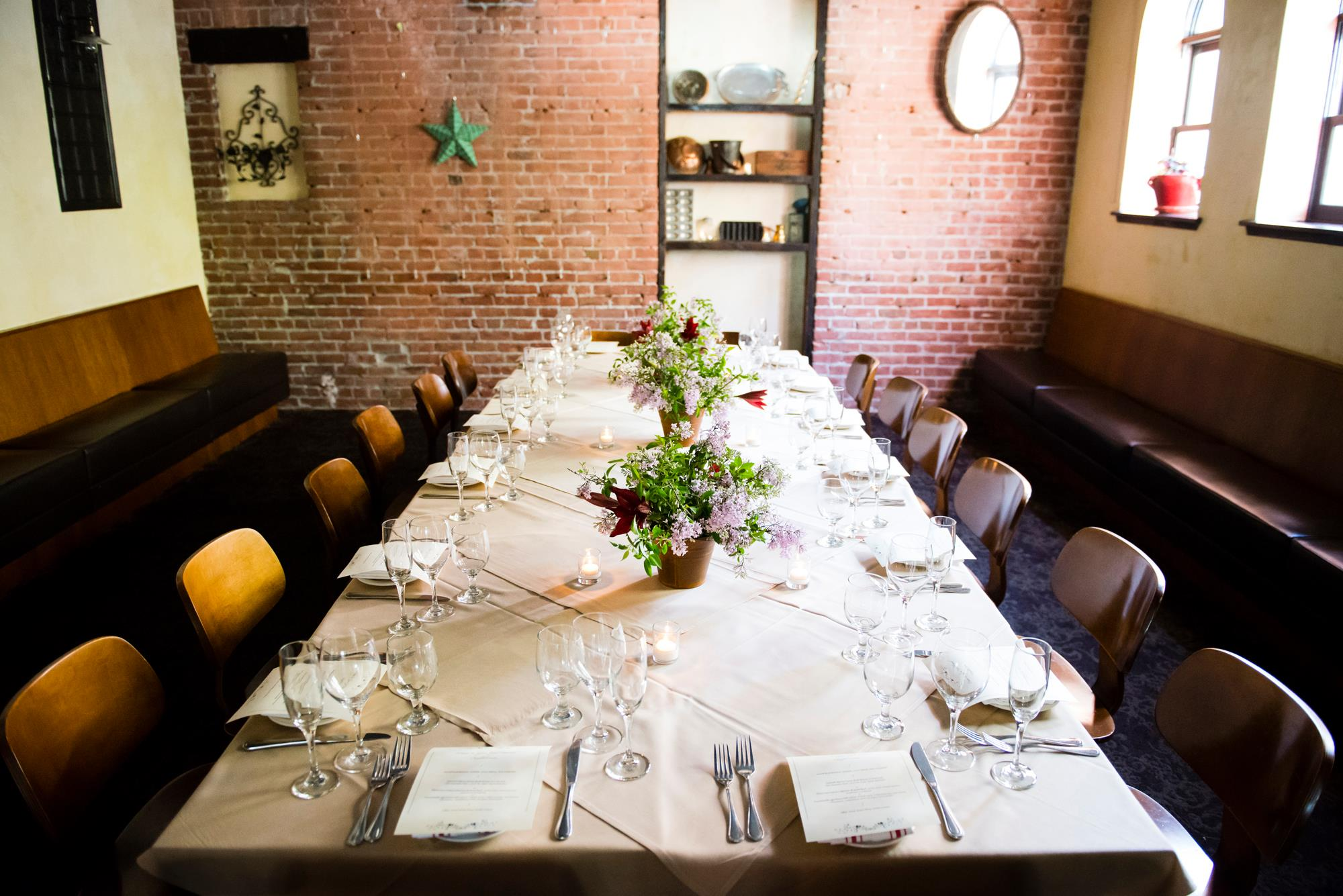 19 Great Private Dining Rooms in the East Bay