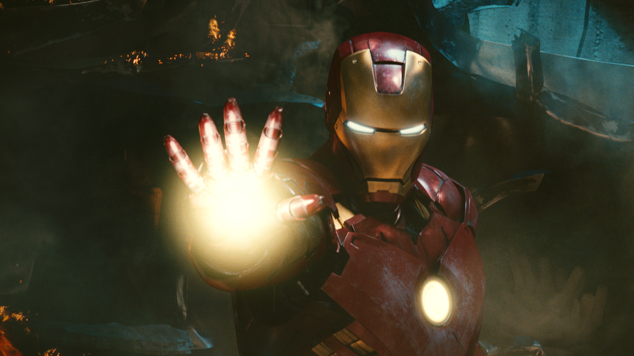 Dear Serena Williams: Iron Man is the most dangerous Avenger. You're welcome.