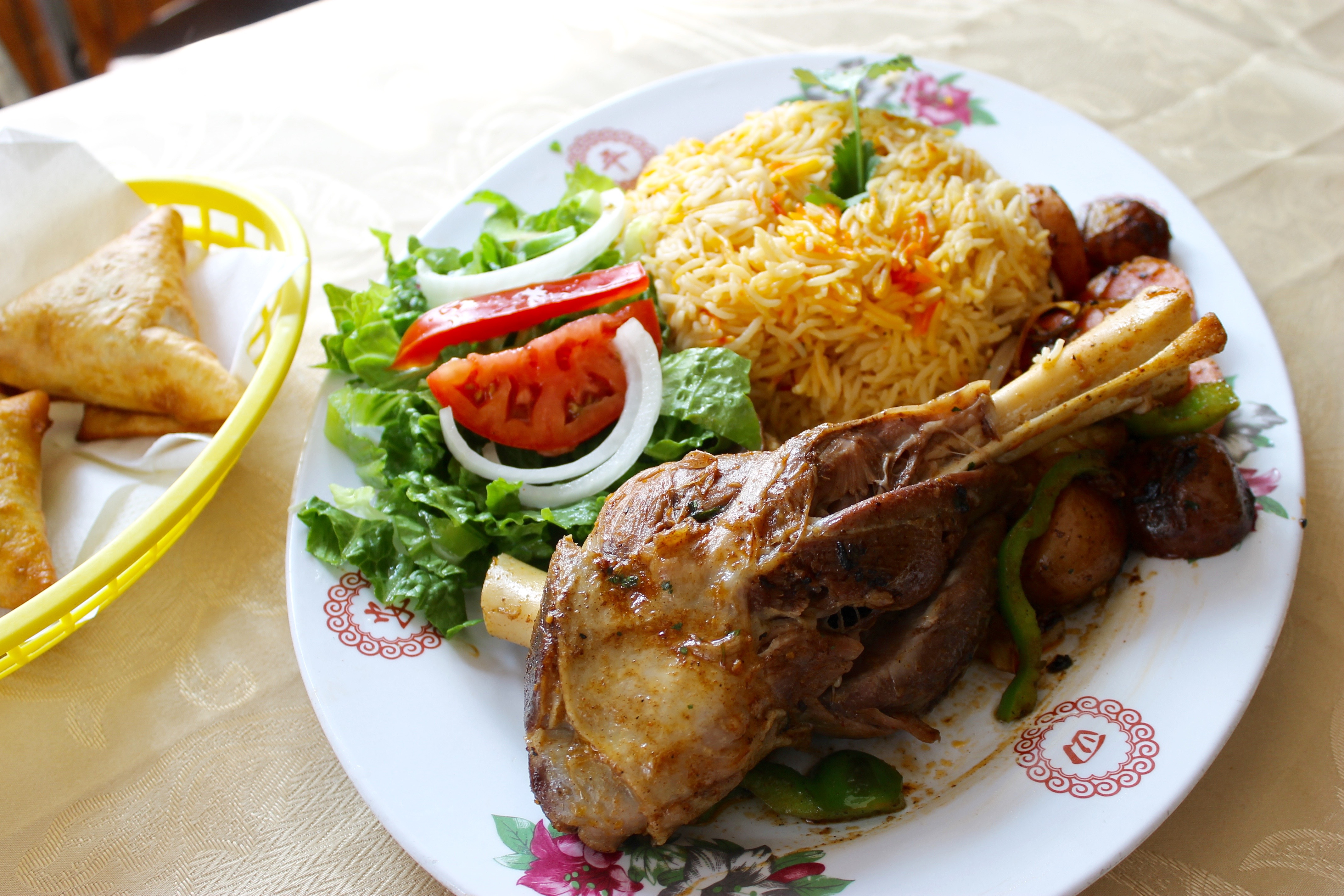 Take an East African Food Crawl Through Roxbury