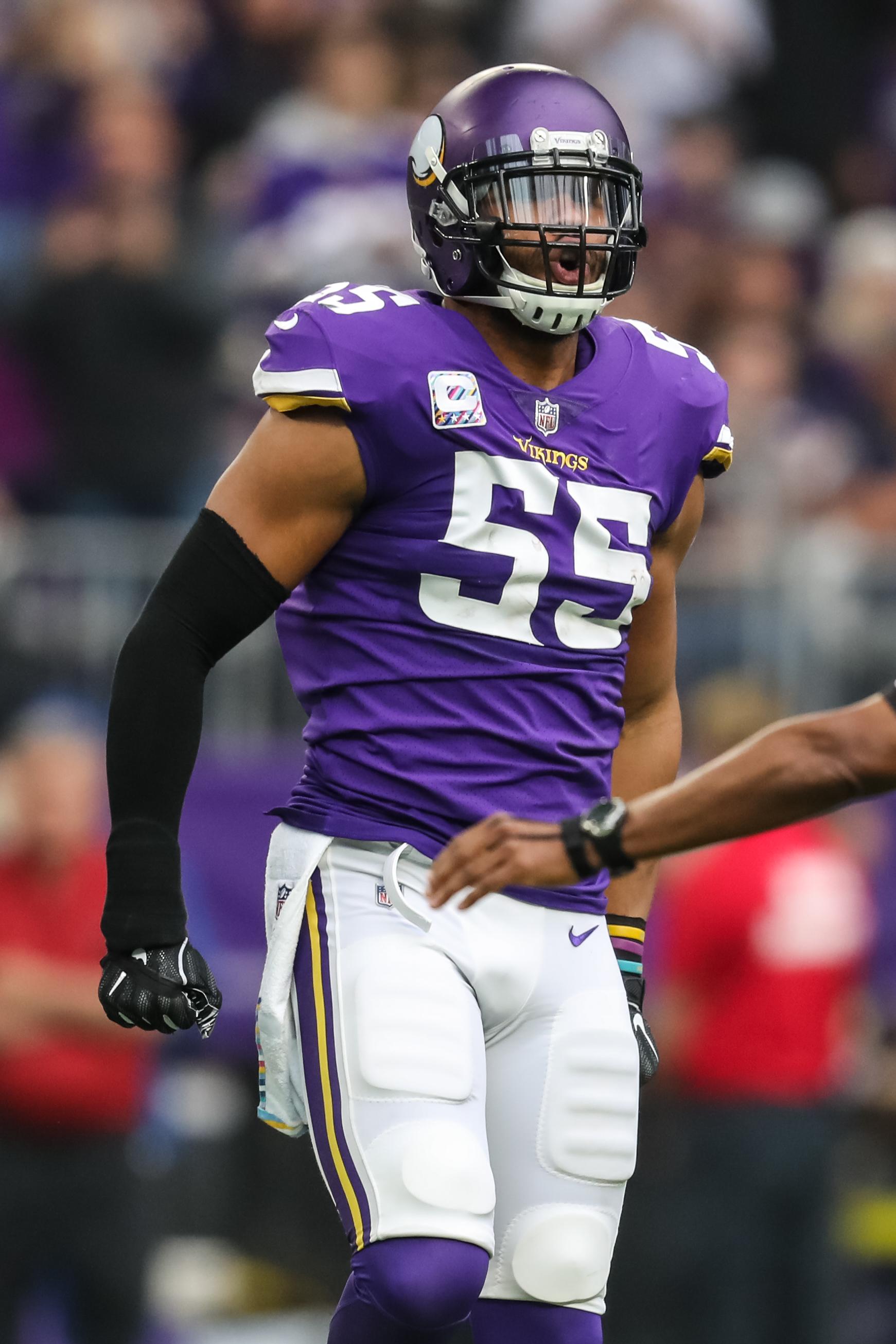 6e415a85 Minnesota Vikings initial injury report: Stefon Diggs returns ...