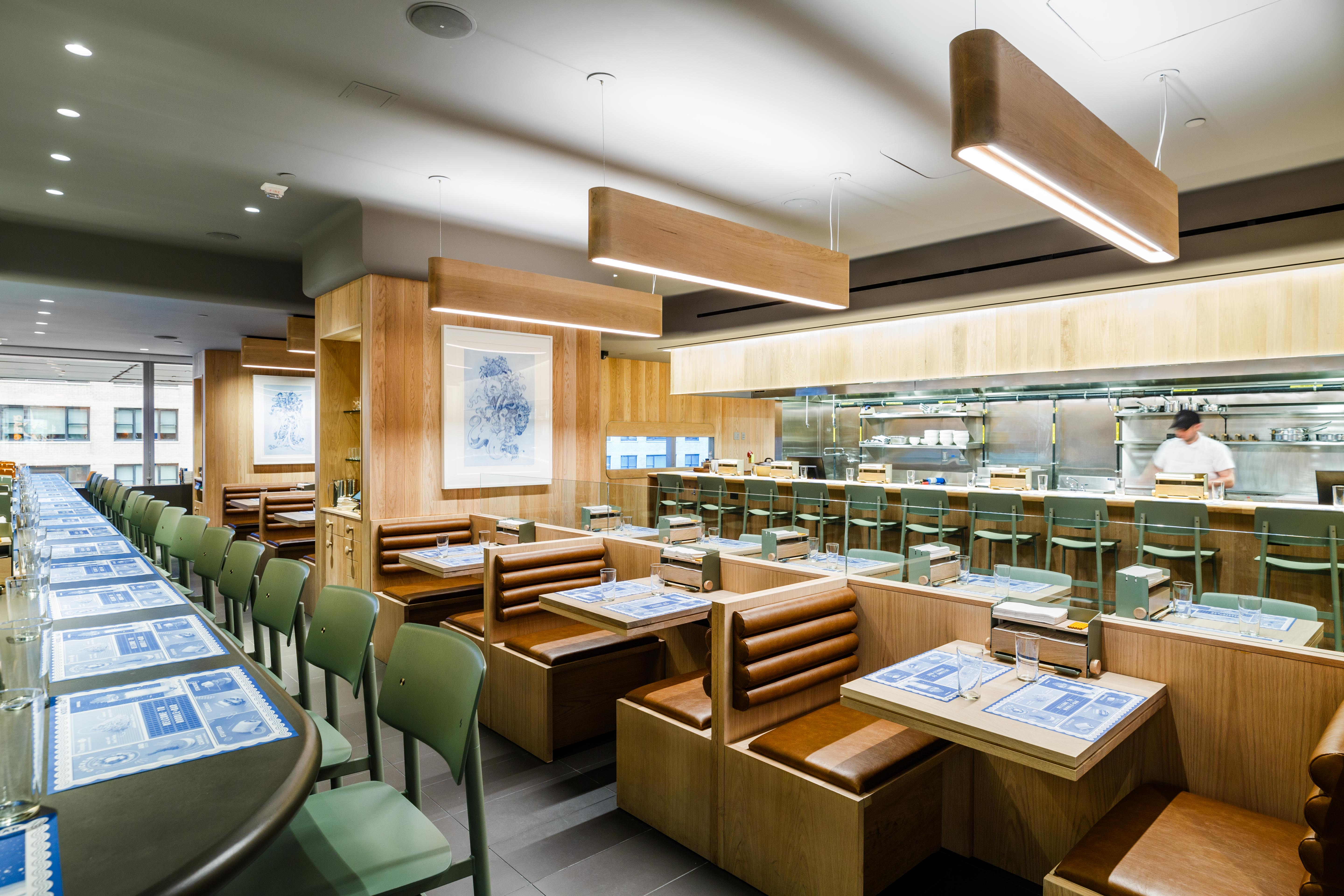 David Chang Opens a More Mature and Spacious Noodle Bar in Columbus Circle Today