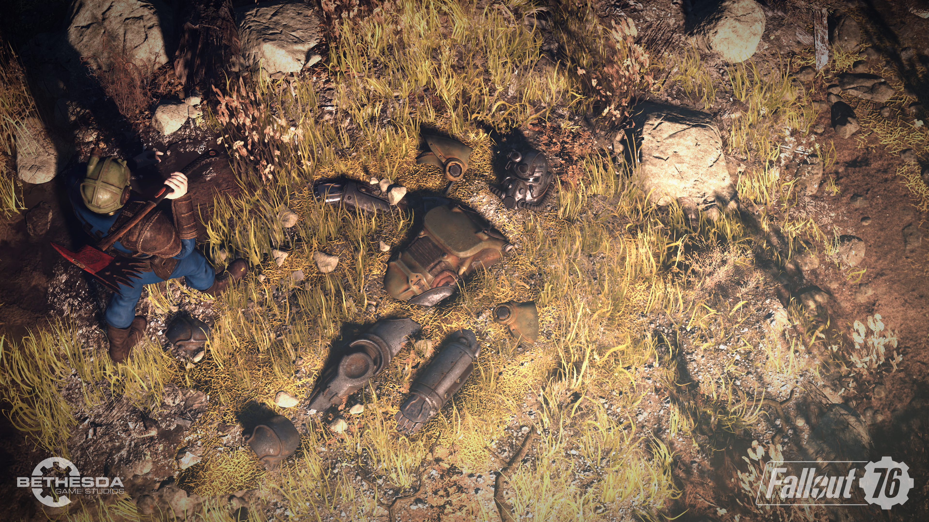 The weakest part of Fallout 76's world is the baggage of