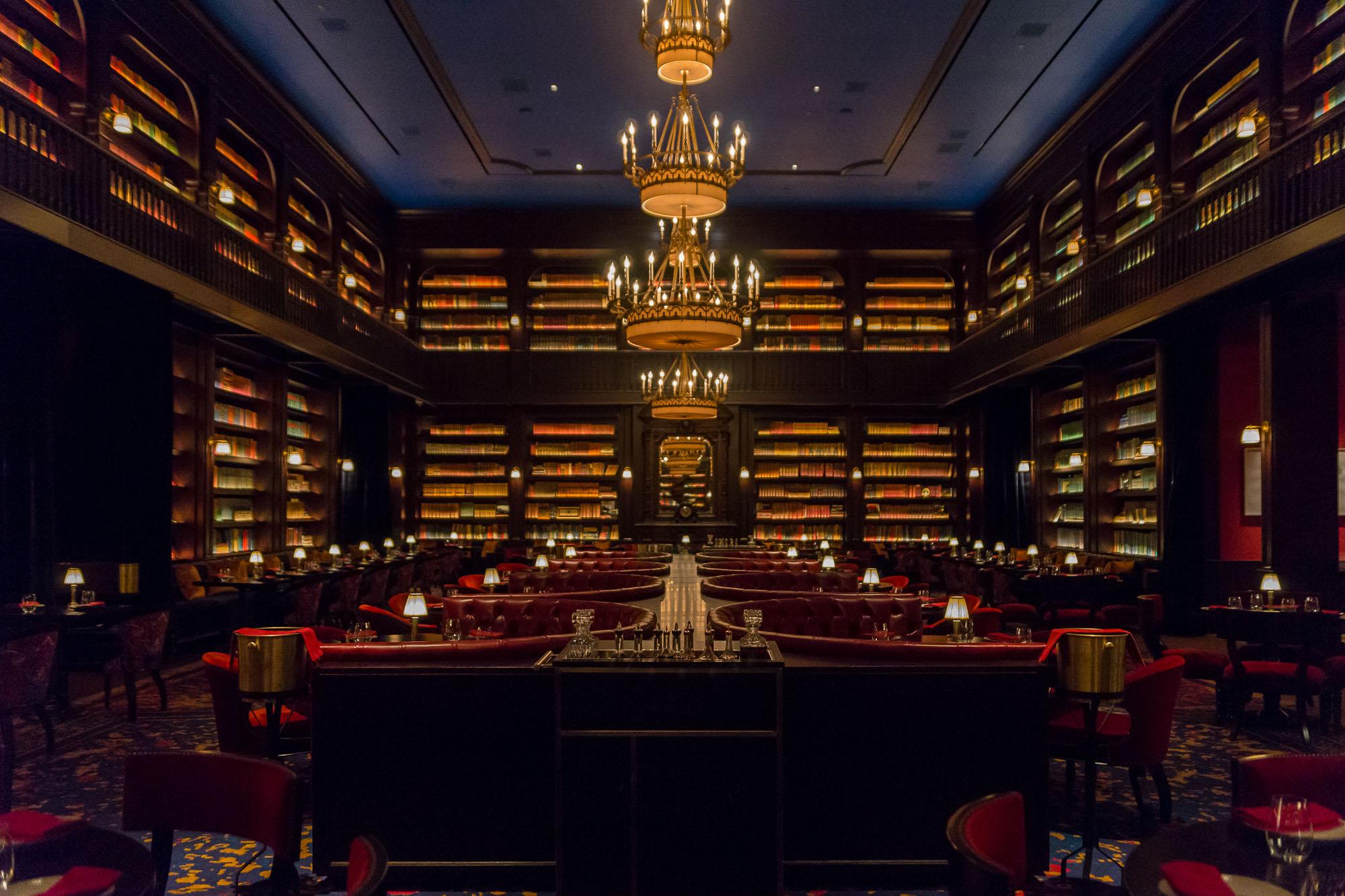 Look Inside the Elegant NoMad Restaurant
