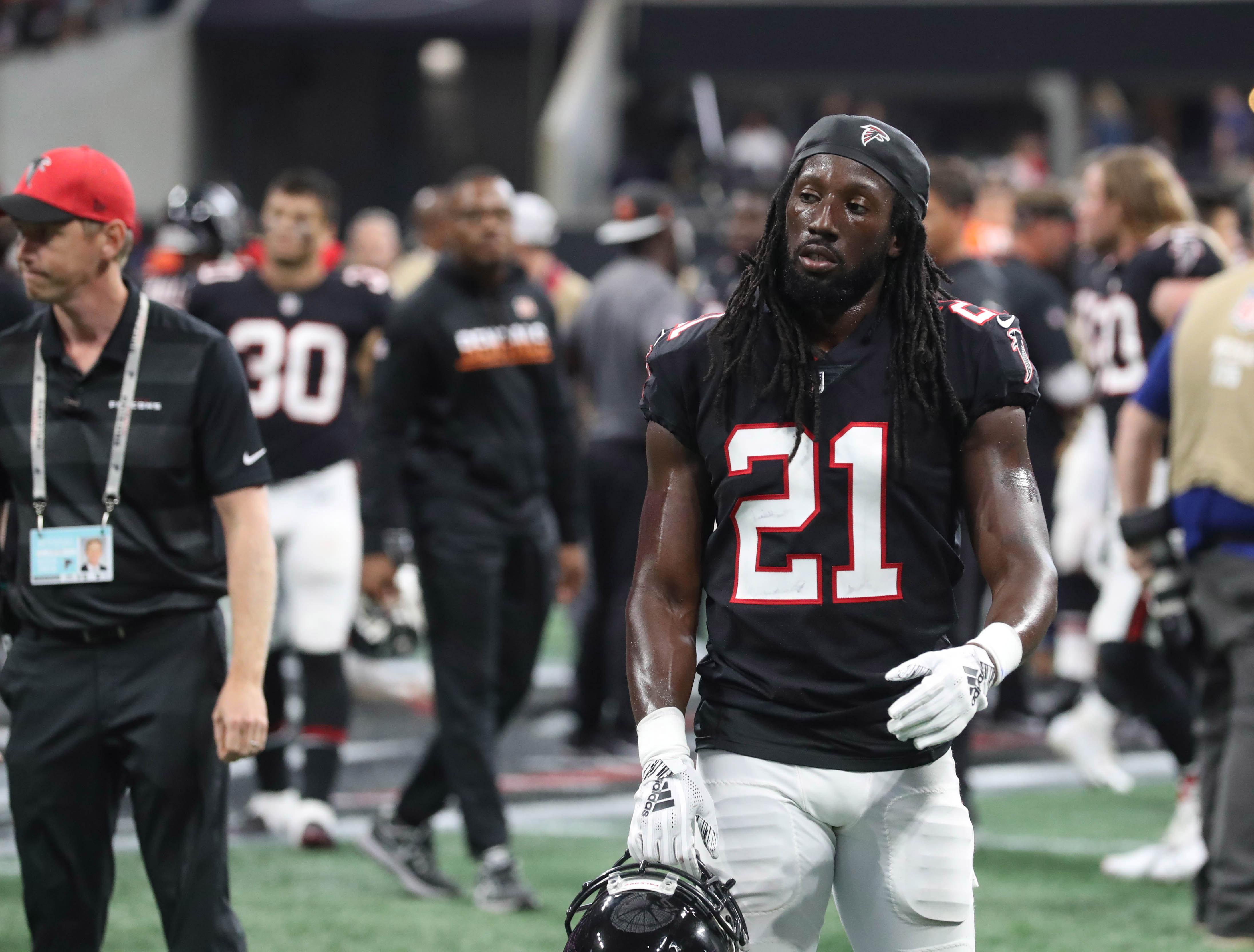 NFL: Cincinnati Bengals at Atlanta Falcons