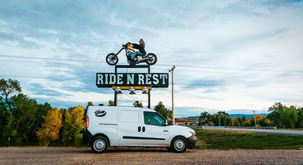 Convert your van into a camper for $7K