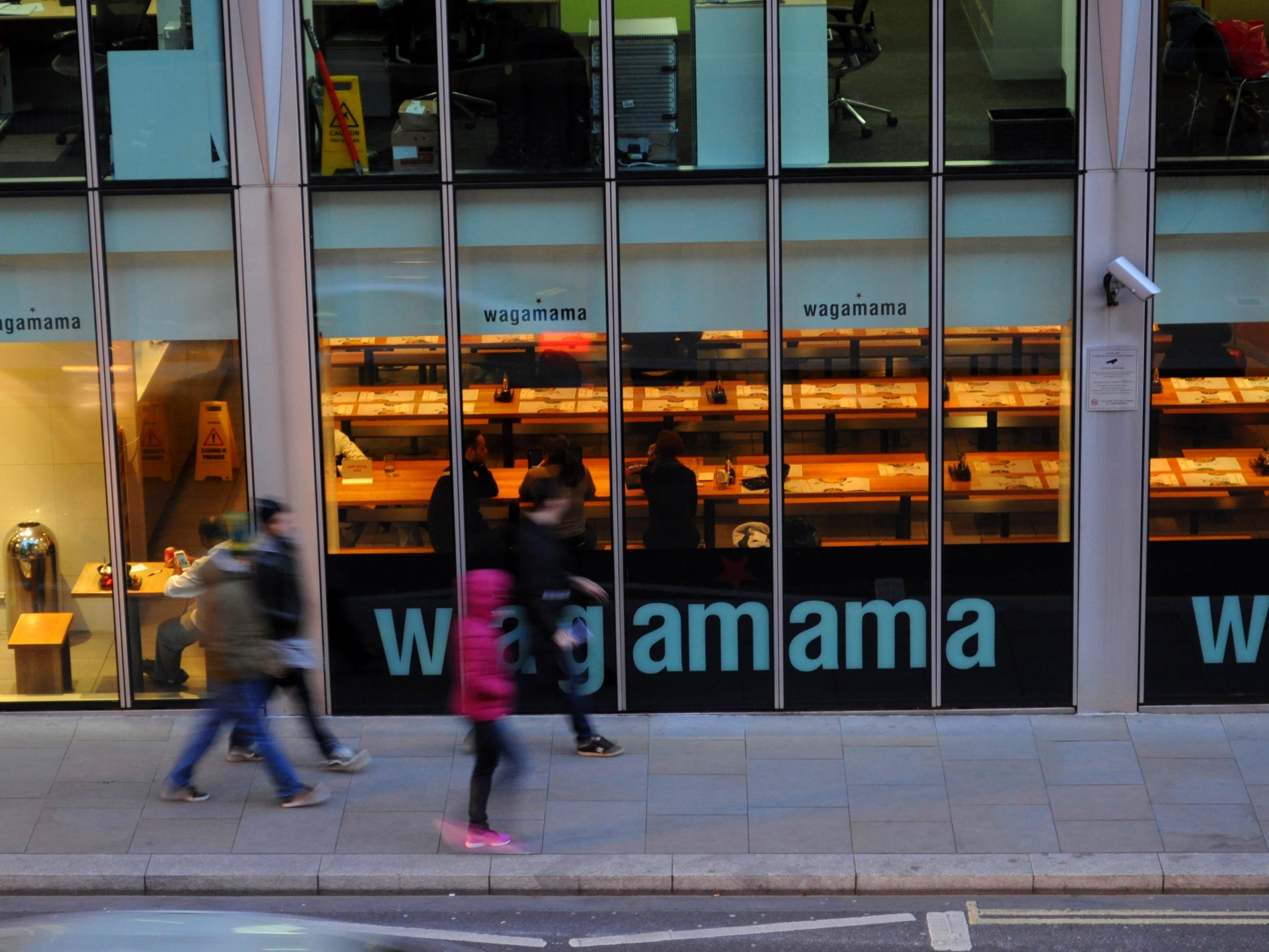 Wagamama's buyout by The Restaurant Group could be under threat