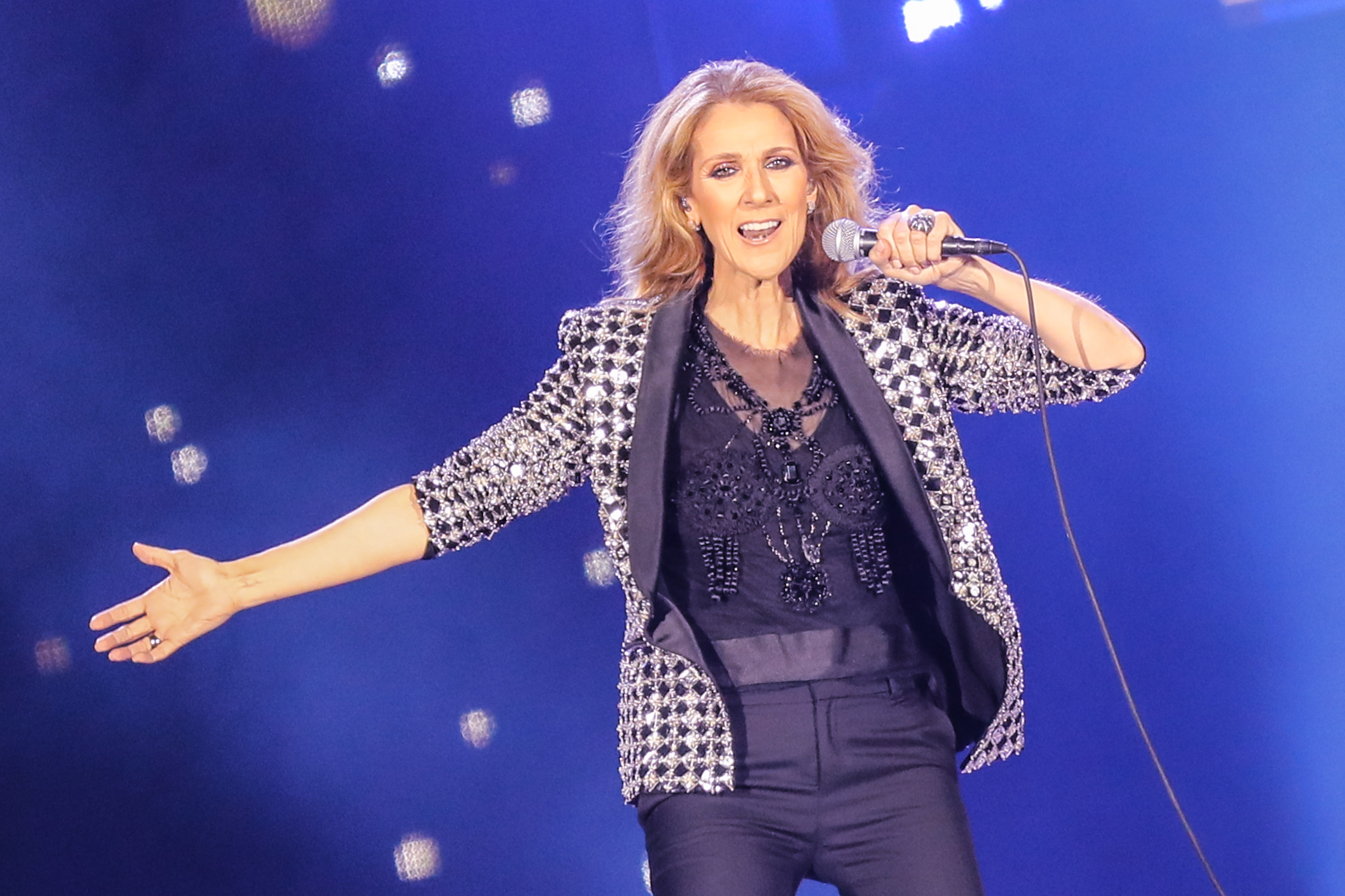 Céline Dion has a new gender-neutral clothing line for kids