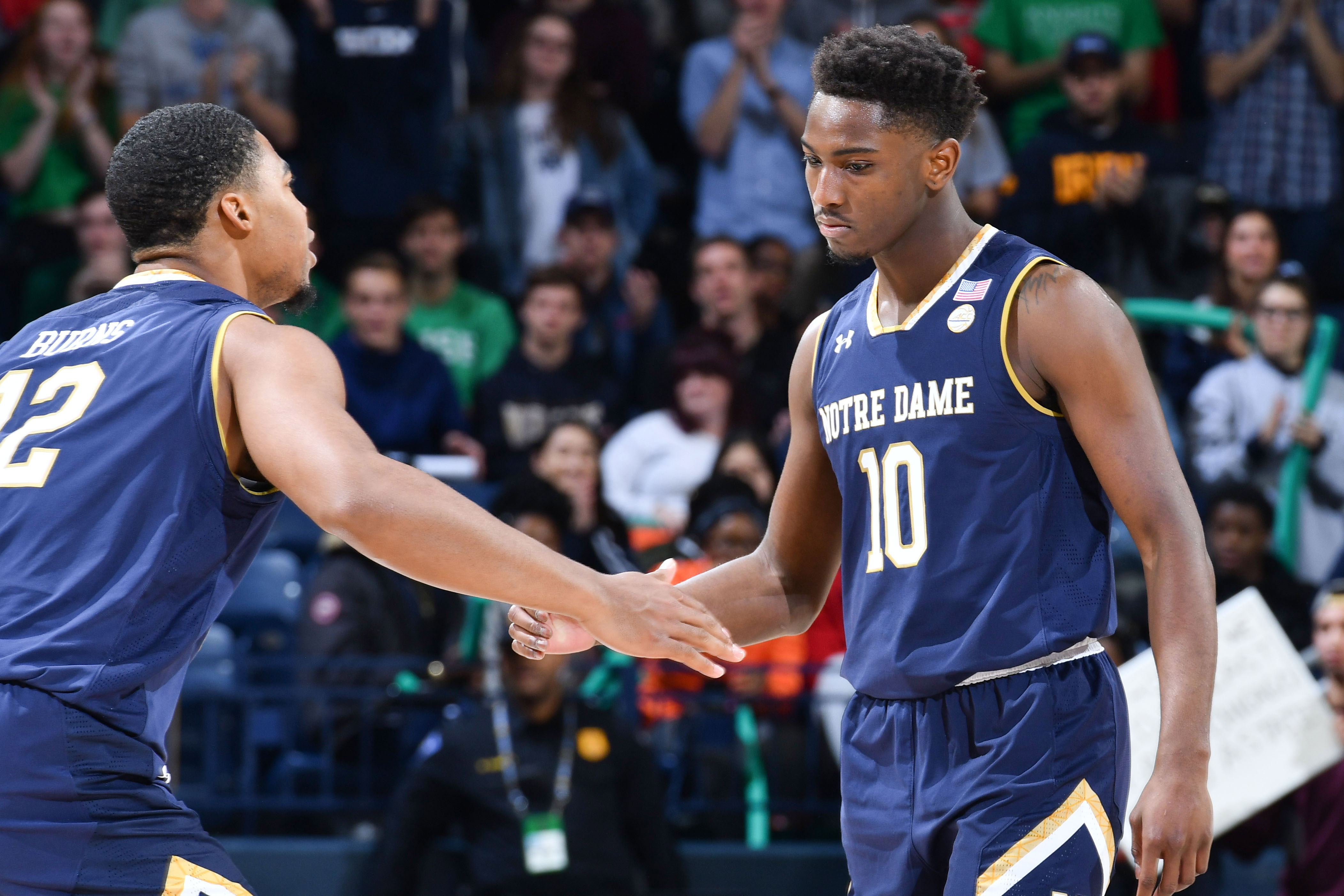 NCAA Basketball: Chicago State at Notre Dame