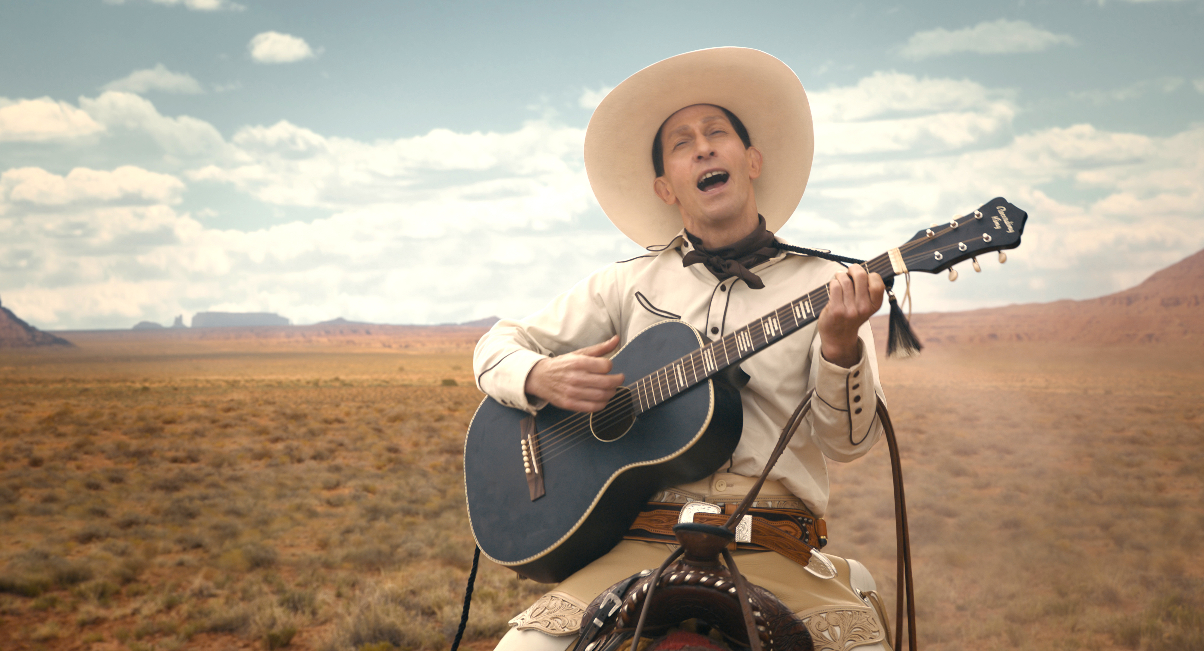 The Coen bros' Buster Scruggs channels Red Dead Redemption 2's side missions