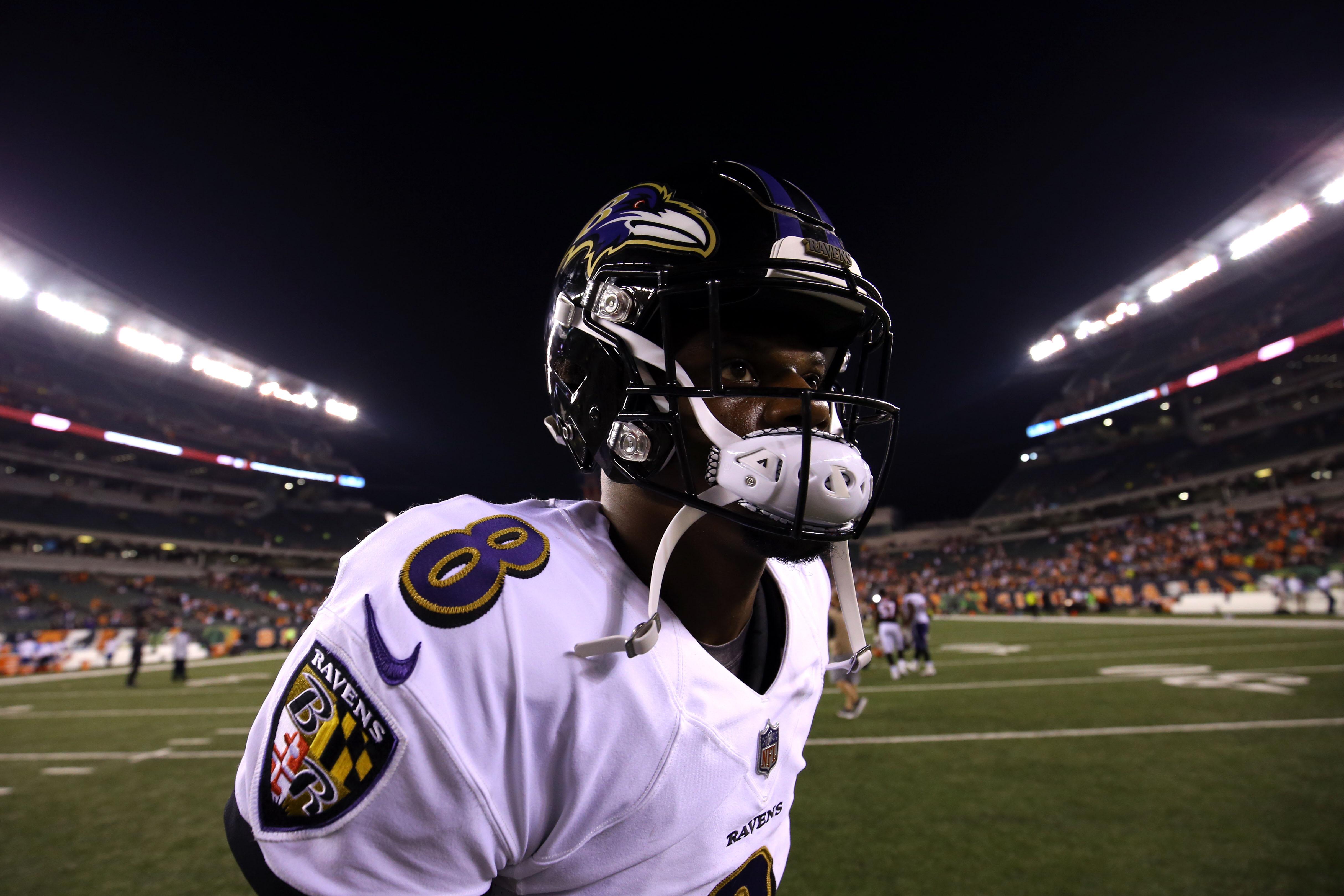 NFL: Baltimore Ravens at Cincinnati Bengals