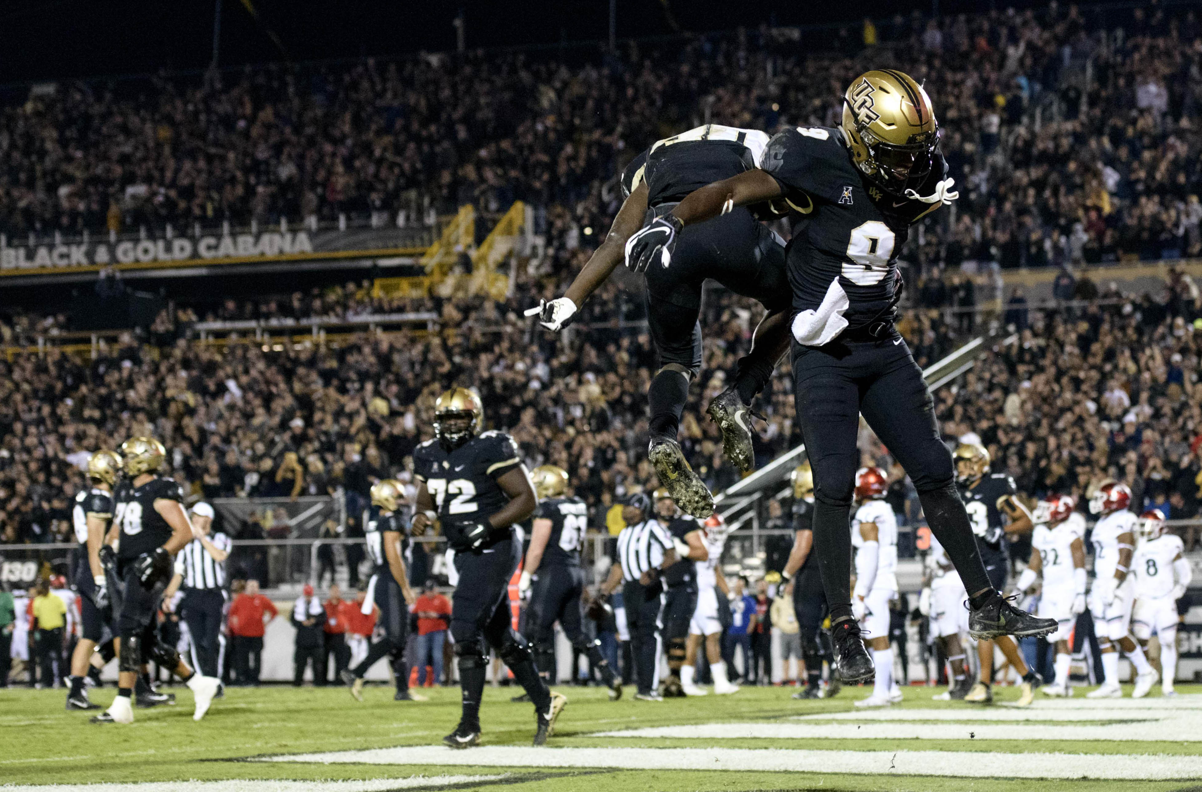 Updated bowl projections, where the real fun stuff is just outside the Playoff race