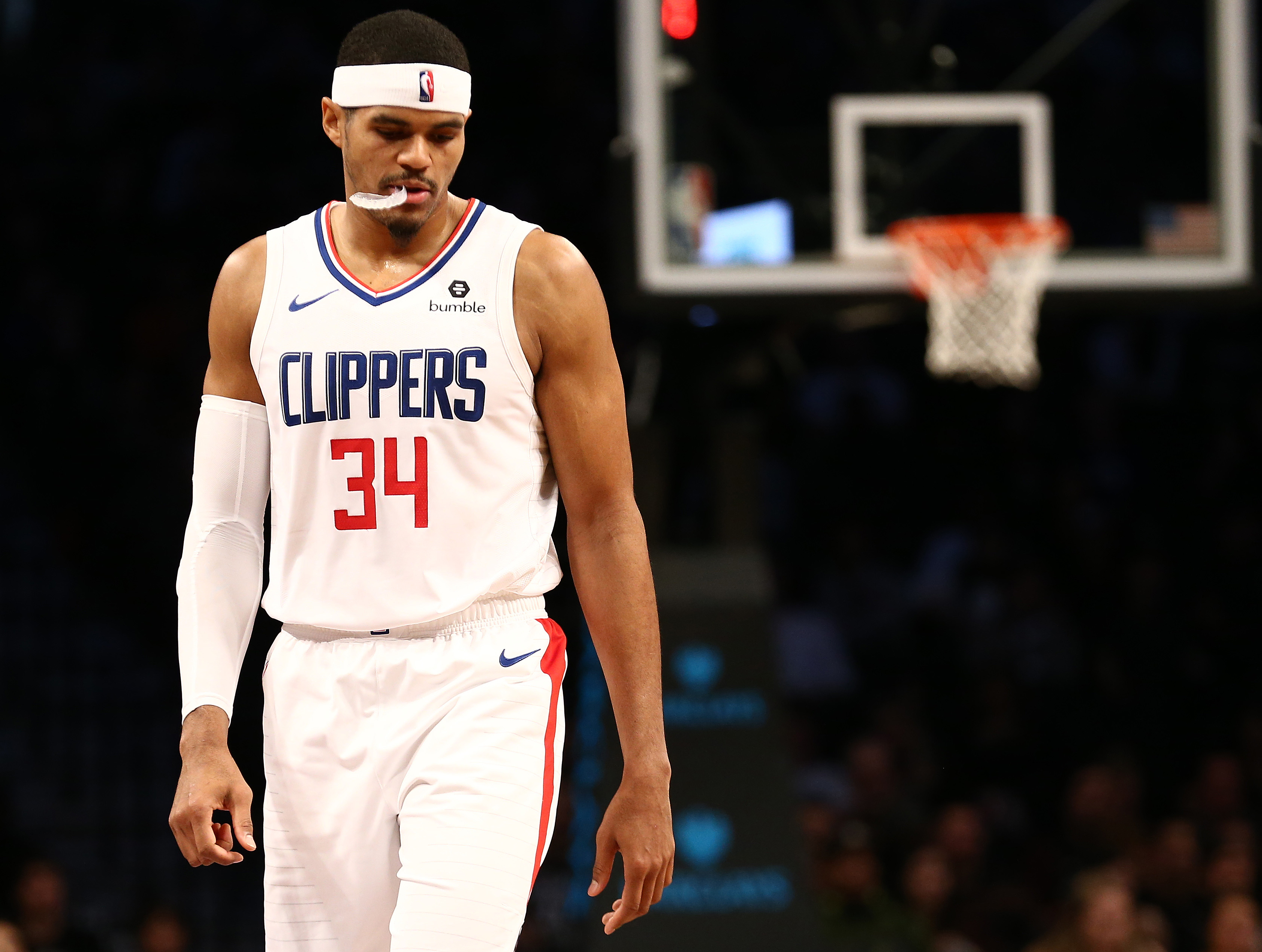 the best attitude 853ce 350c8 Tobias Harris coming to Brooklyn makes too much sense ...