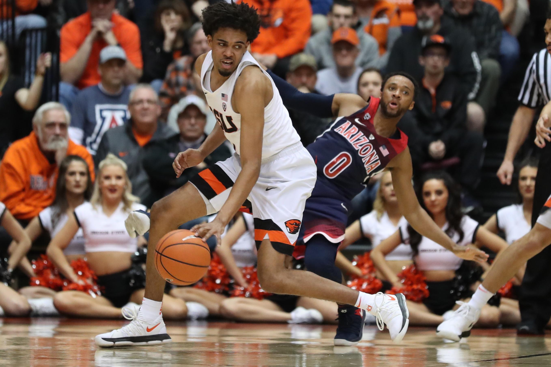 1b24c534ef1b Oregon State Basketball  Beavers Fall to Missouri 69-63 for First Loss of  Season