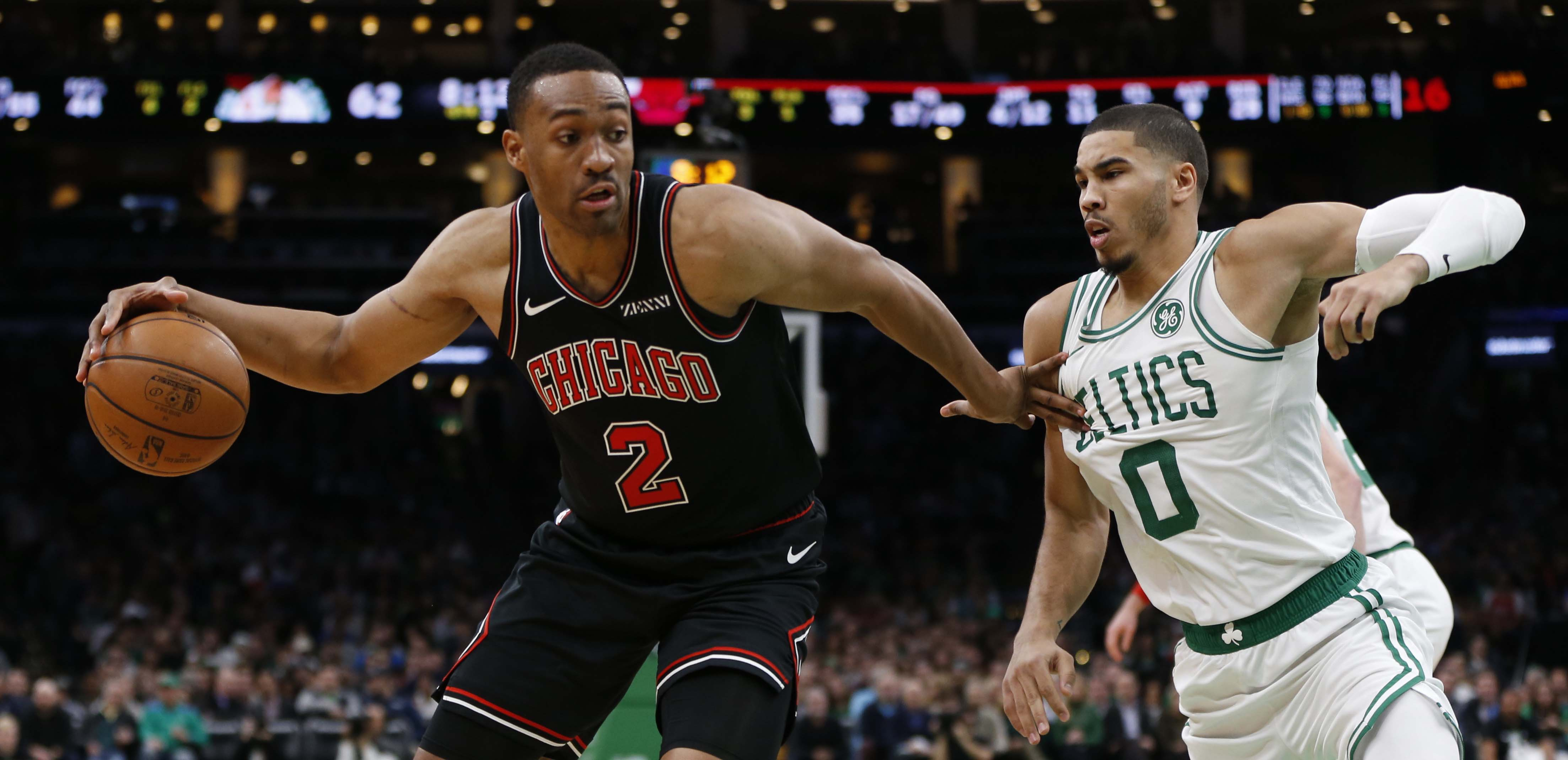 new concept a4326 85bed The Jabari Parker experiment has been a failure - Blog a Bull