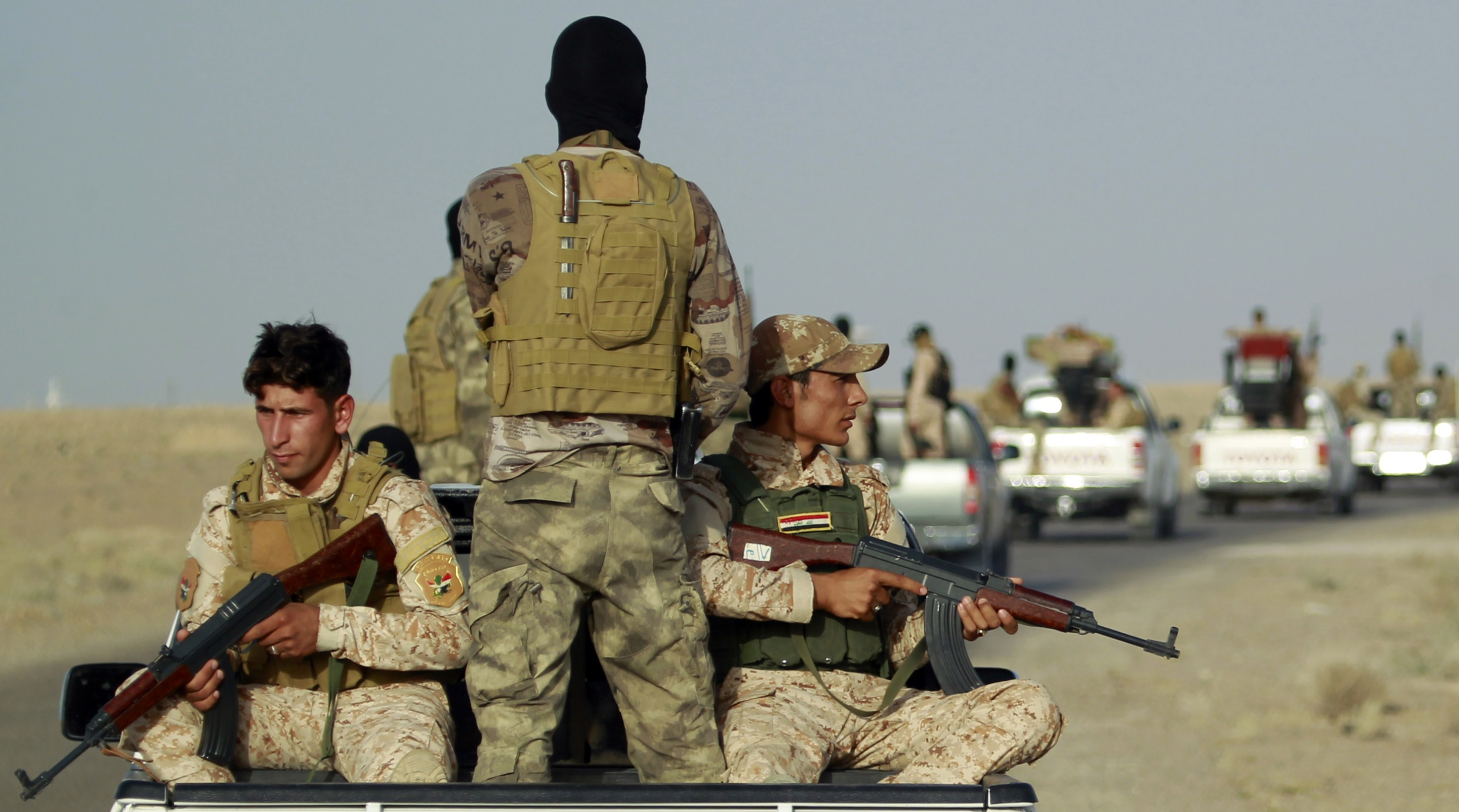 The conflict between Iraqi Sunnis and Shias sustains ISIS