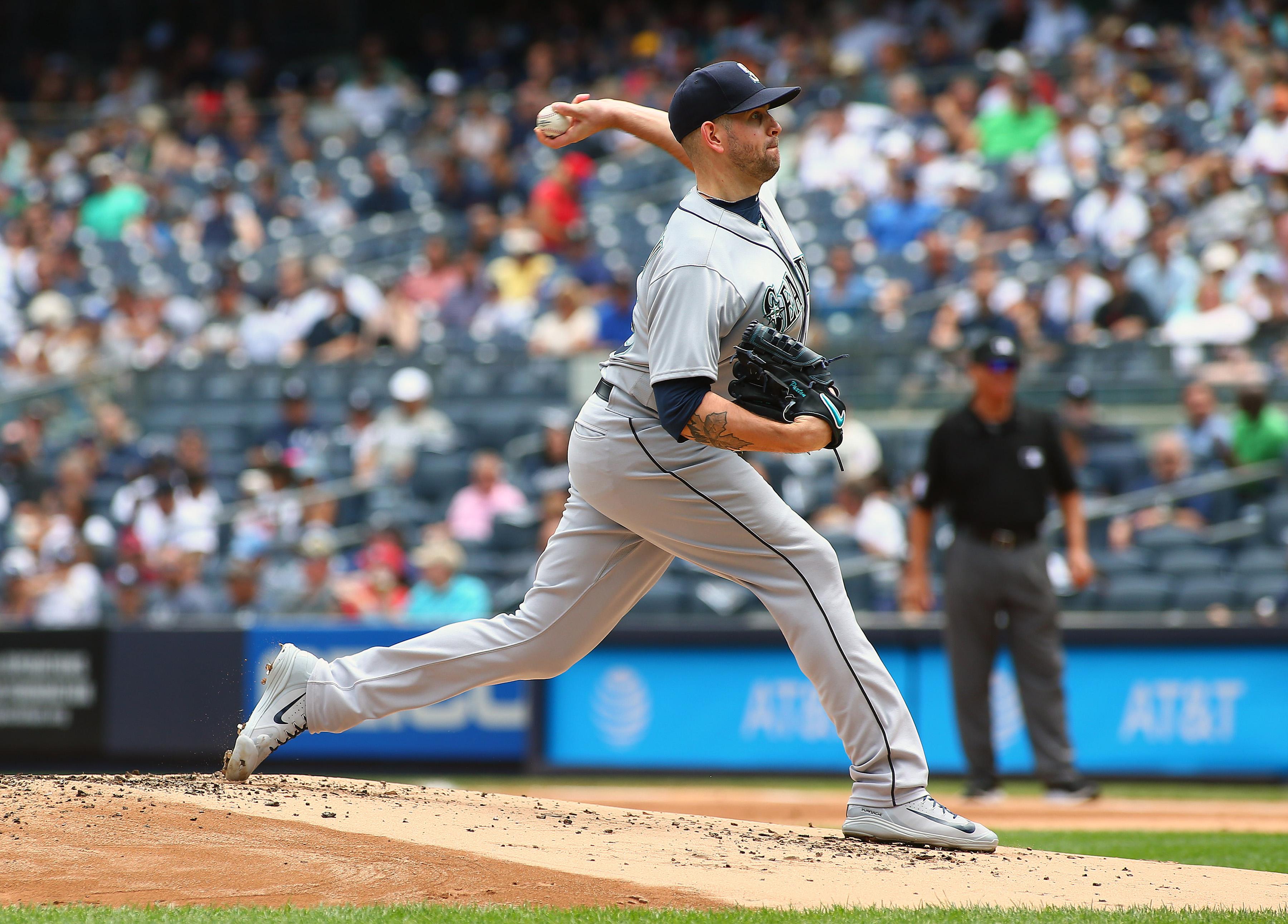 MLB: Seattle Mariners at New York Yankees