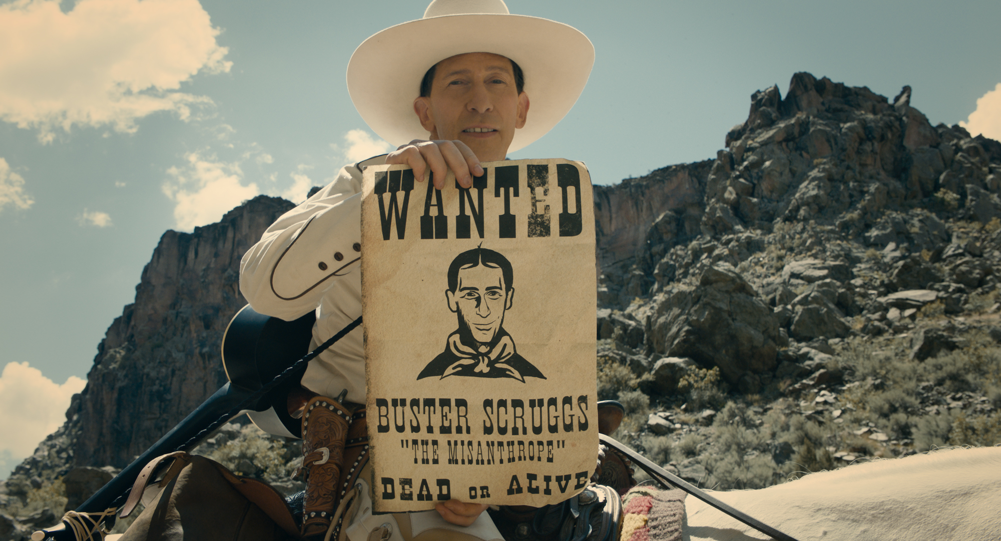 What your favorite The Ballad of Buster Scruggs chapter says about you