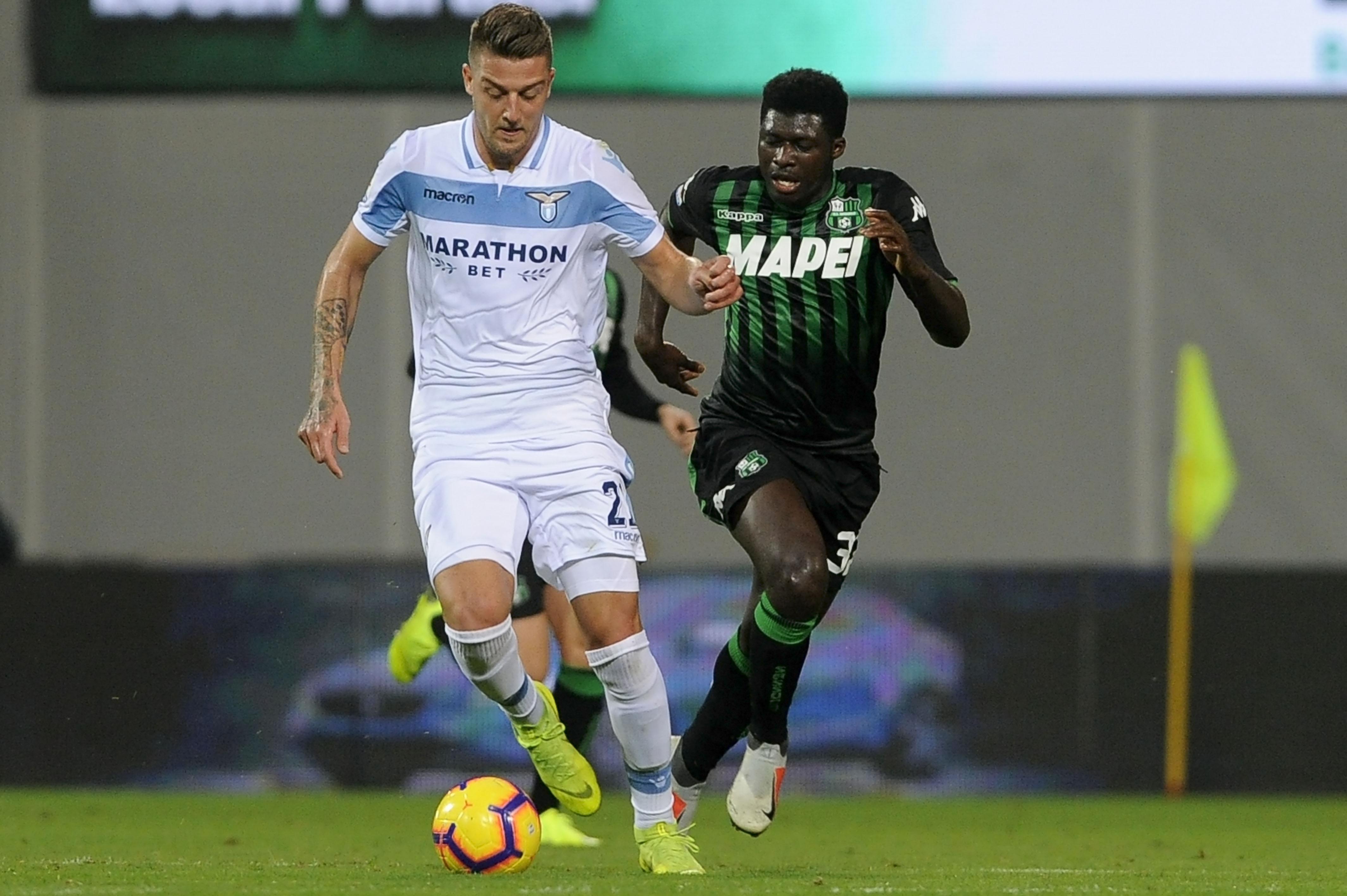 ac7670899b93 Has Inter Milan  won the race  to sign Milinkovic-Savic  - Serpents of  Madonnina