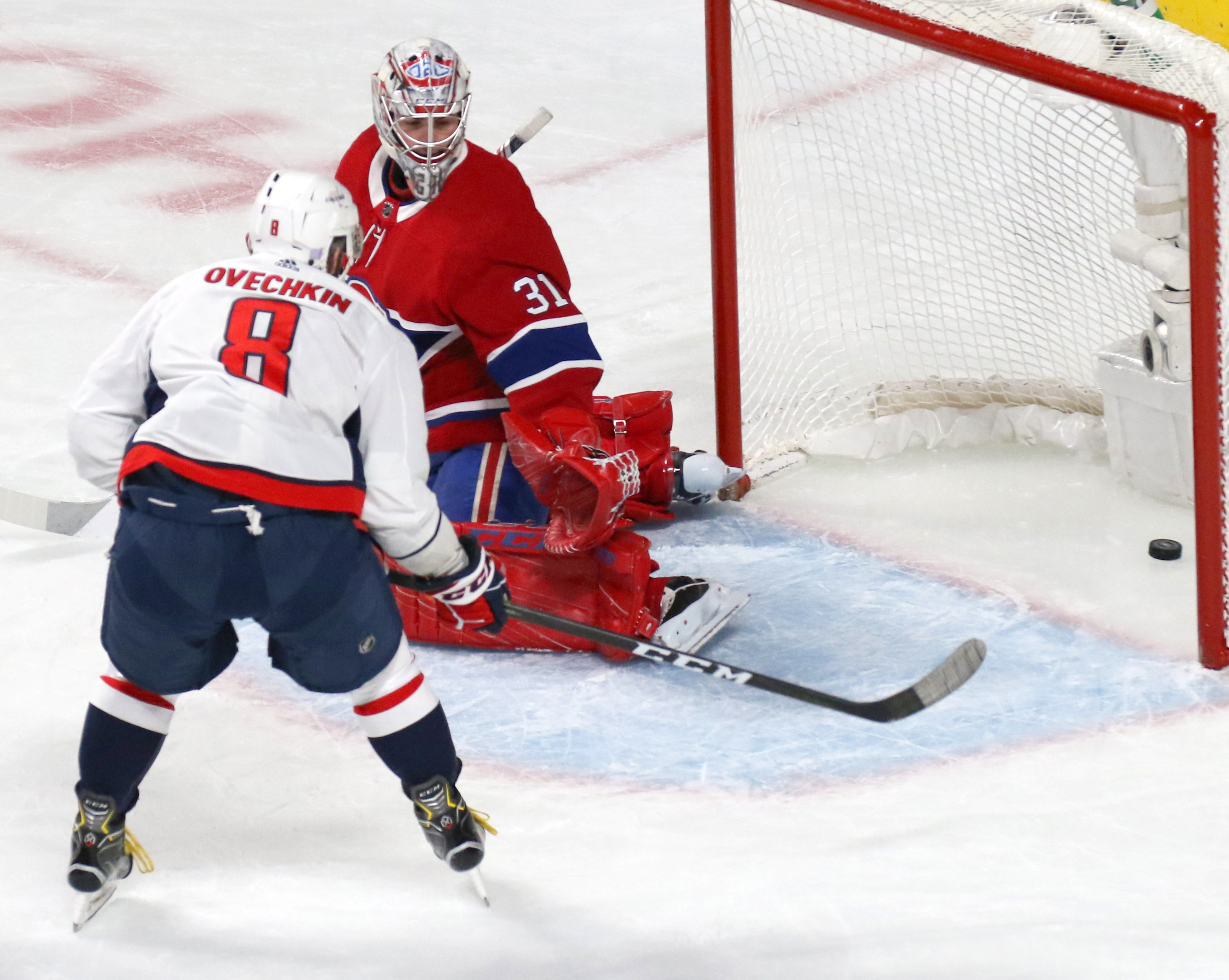 Capitals vs. Canadiens Recap  Overtime Needed To Prevail In Back-And-Forth  Affair f37015c8a4b4