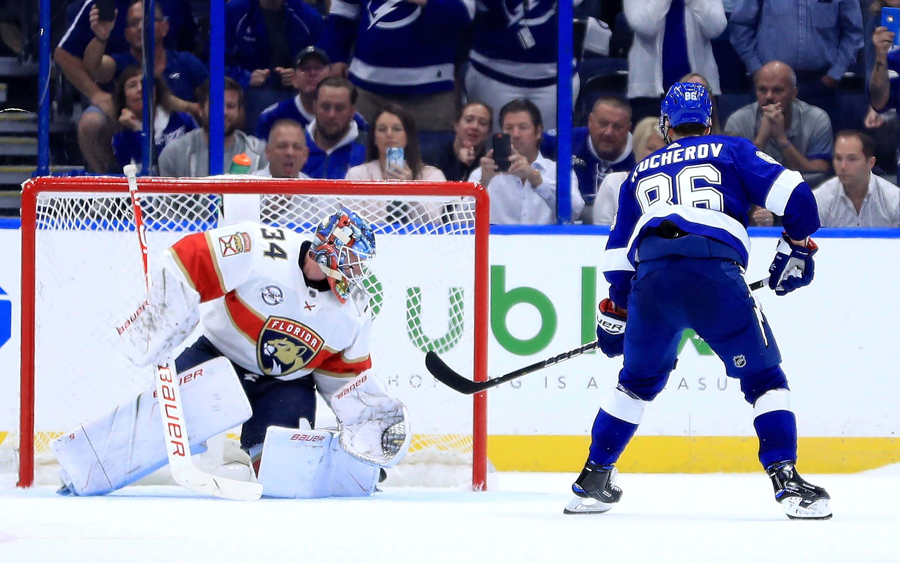 Florida Panthers At Tampa Bay Lightning Preview The Battle Of