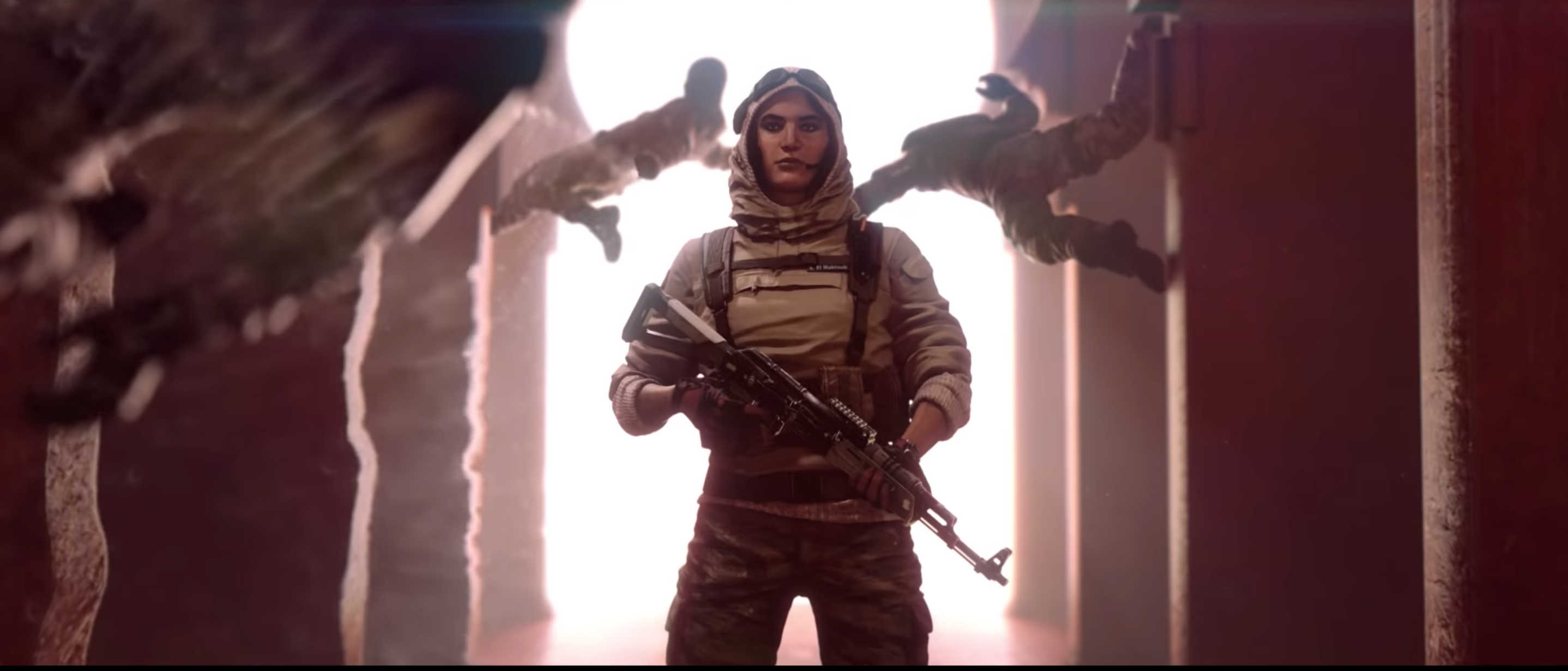Rainbow Six Siege team reverses course, will not censor the game for global players