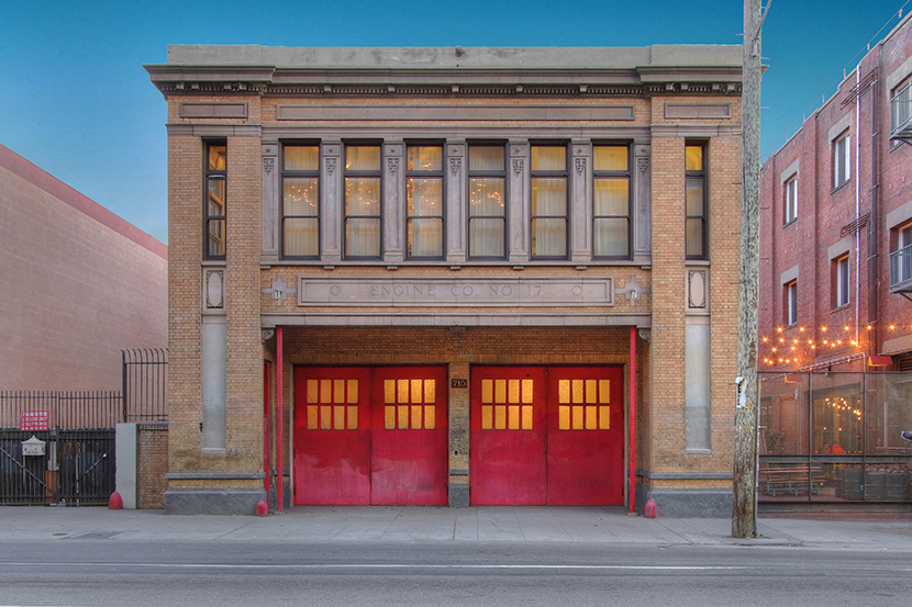 Arts District's Historic Firehouse Project Lands Former NoMad Chef