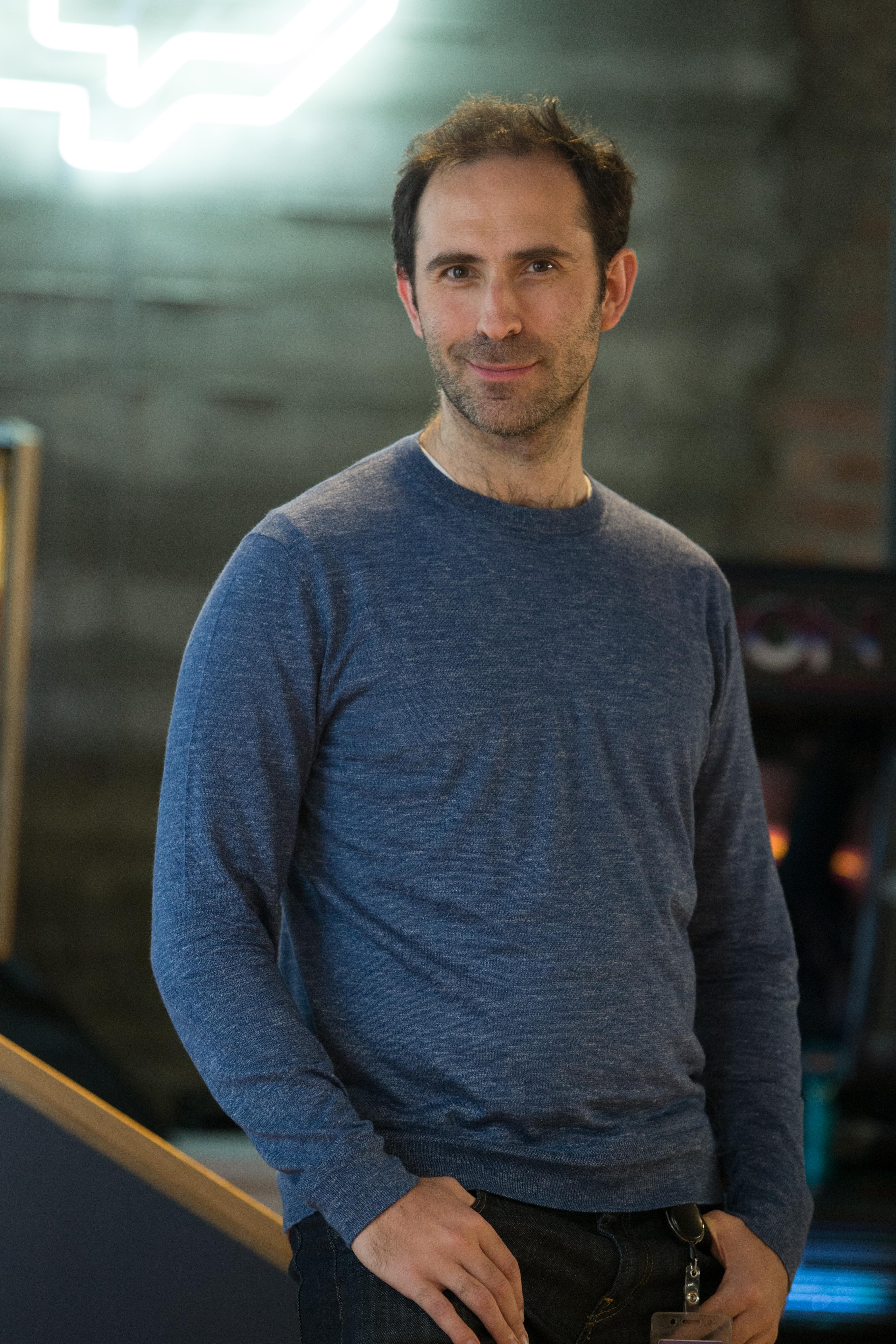 Twitch CEO Emmett Shear